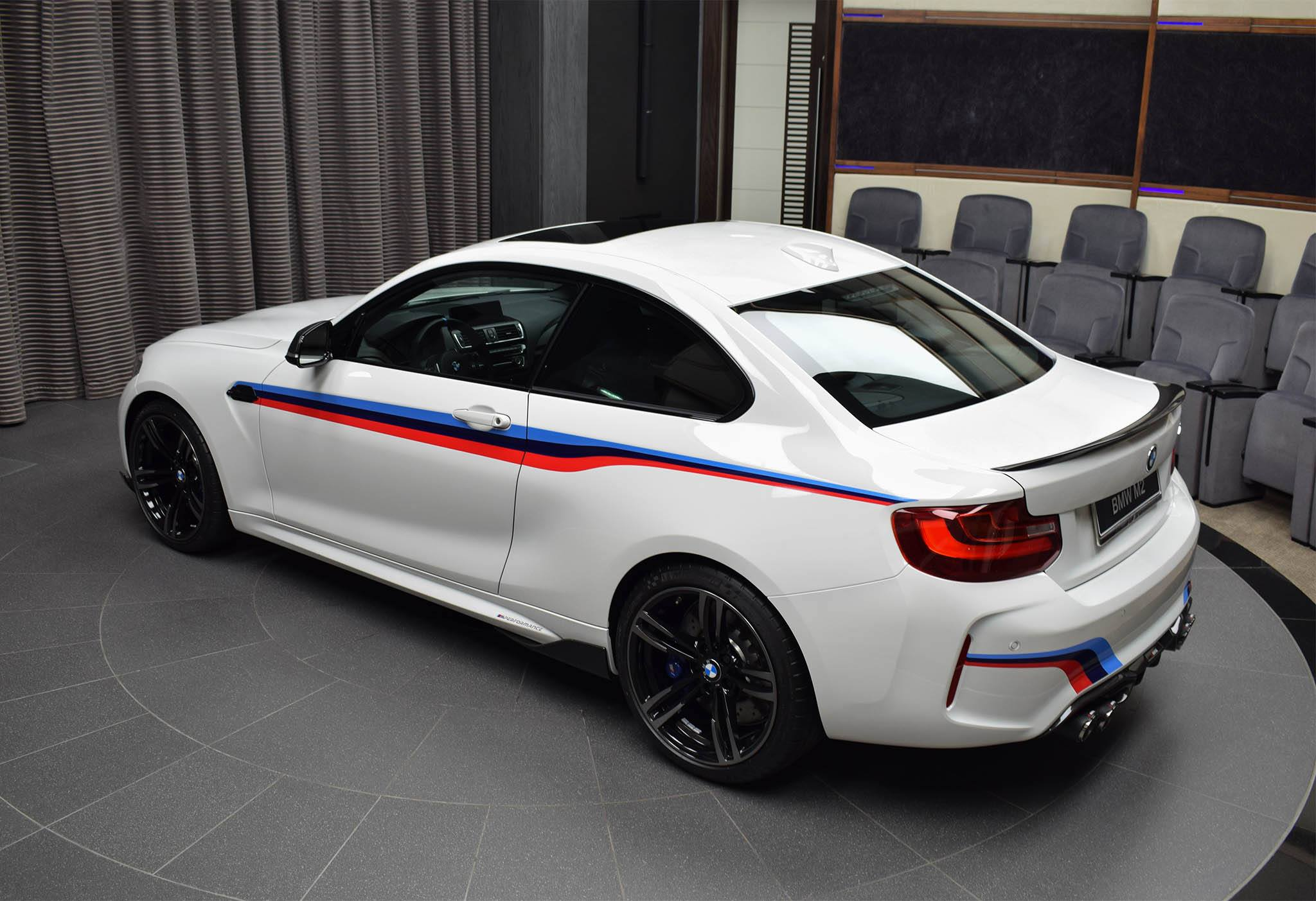 BMW M2 with M Performance parts (25)