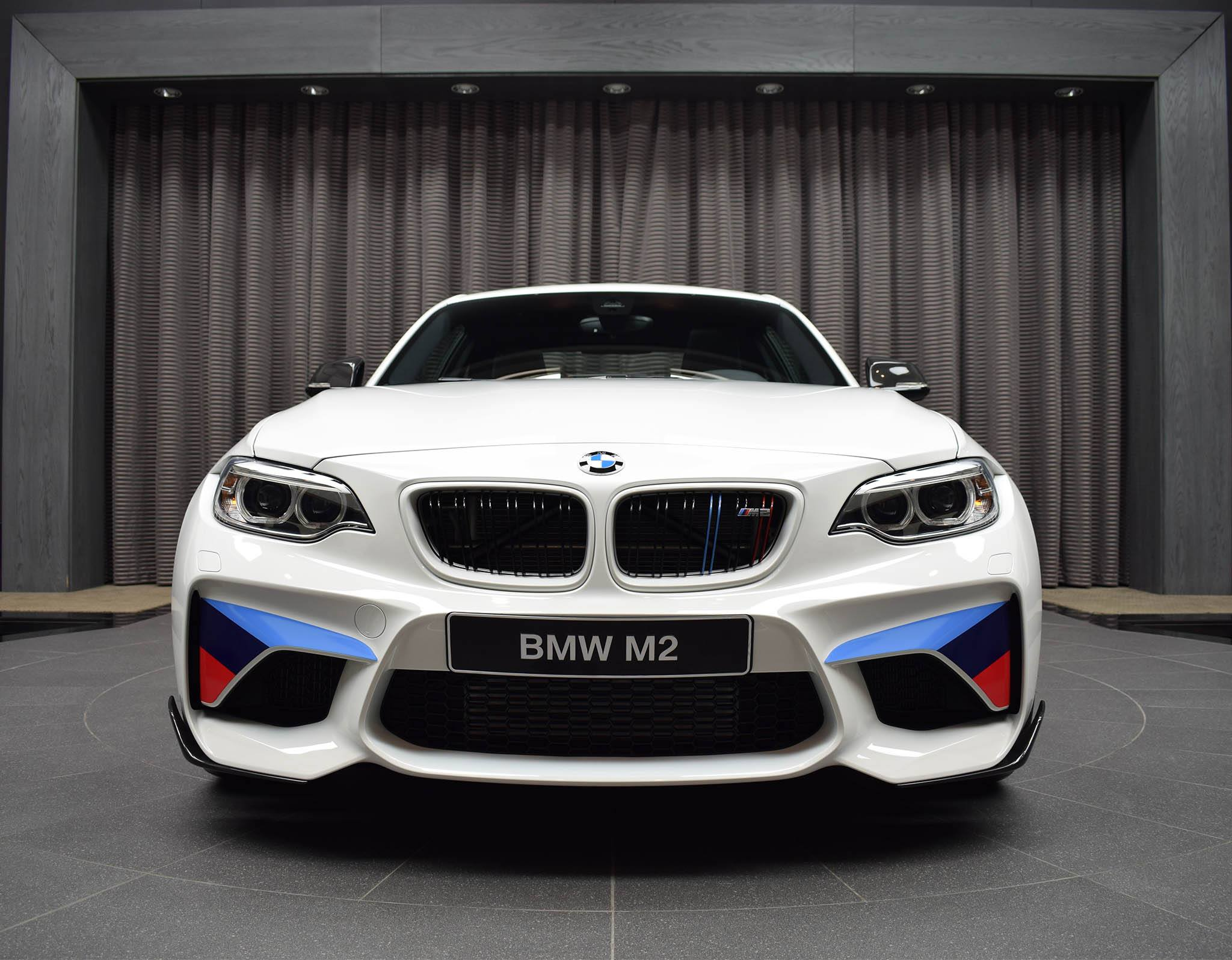 BMW M2 with M Performance parts (3)