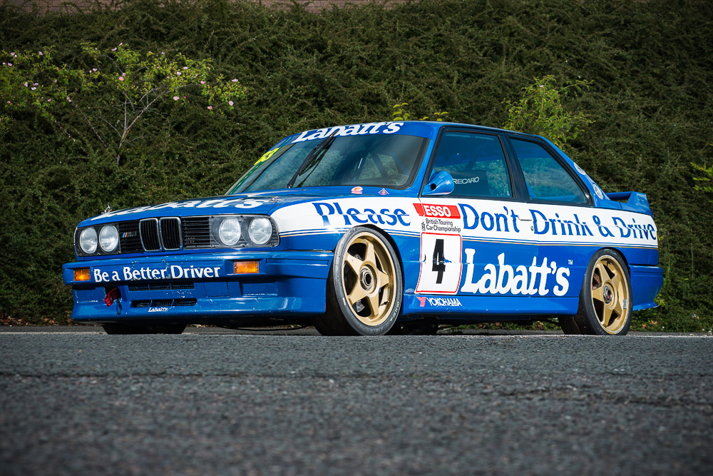 BMW M3 E30 Touring in auction (1)