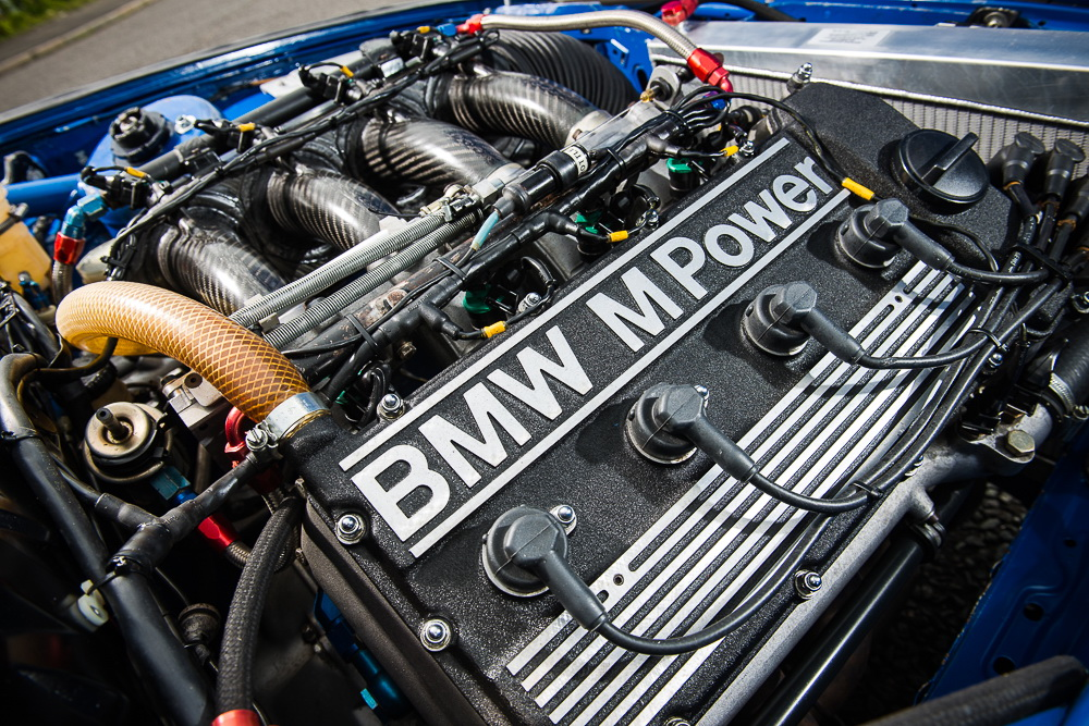 BMW M3 E30 Touring in auction (15)