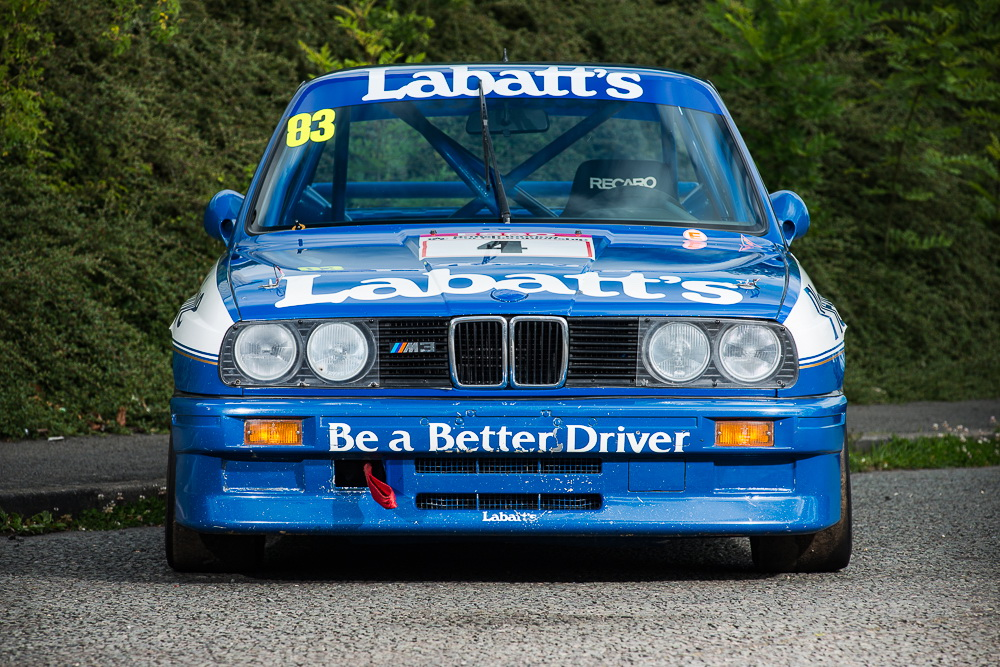 BMW M3 E30 Touring in auction (2)