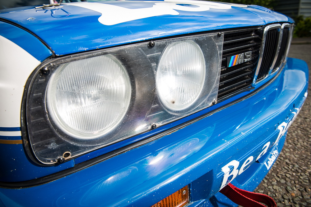 BMW M3 E30 Touring in auction (32)