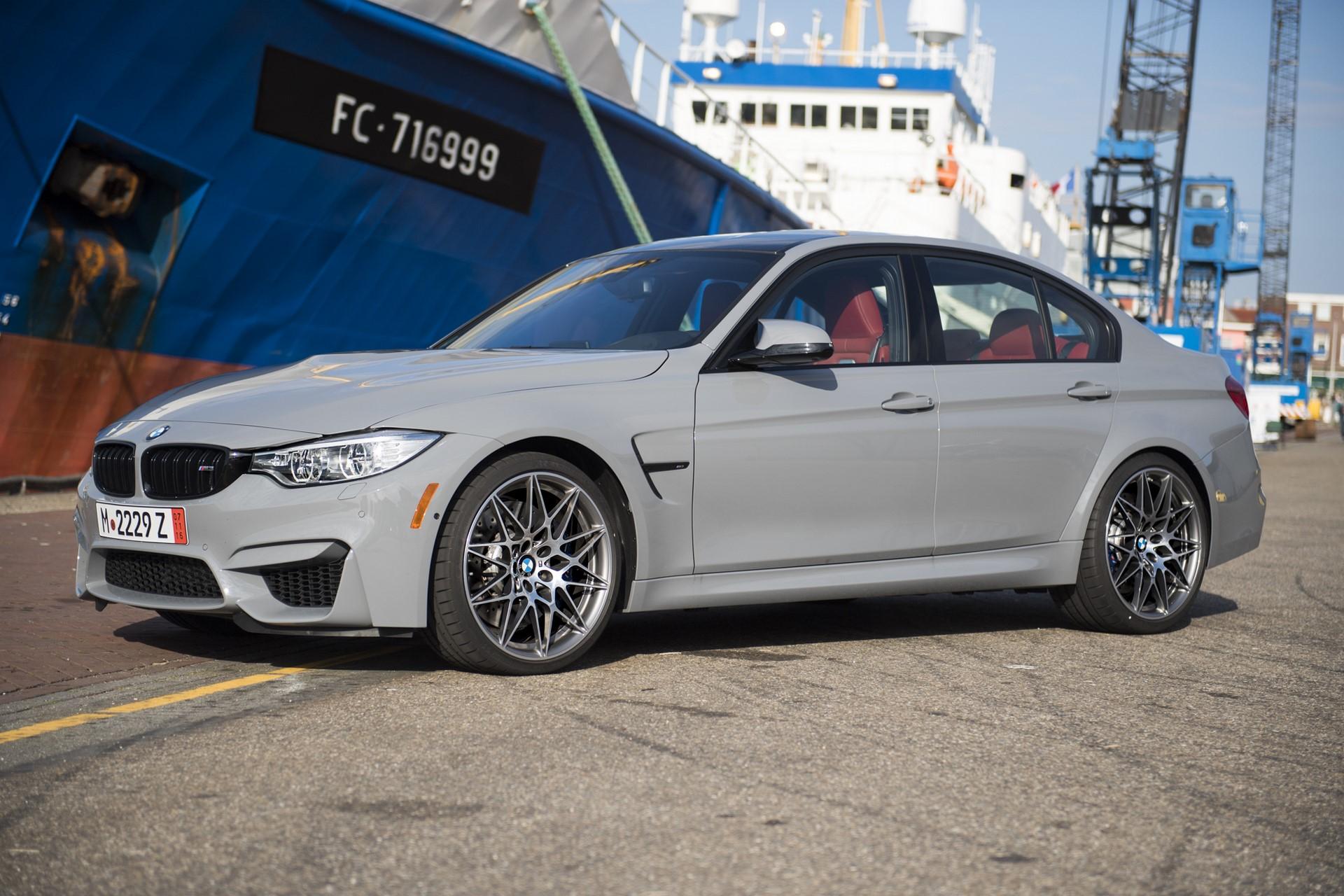 BMW M3 in Nardo Grey color (14)