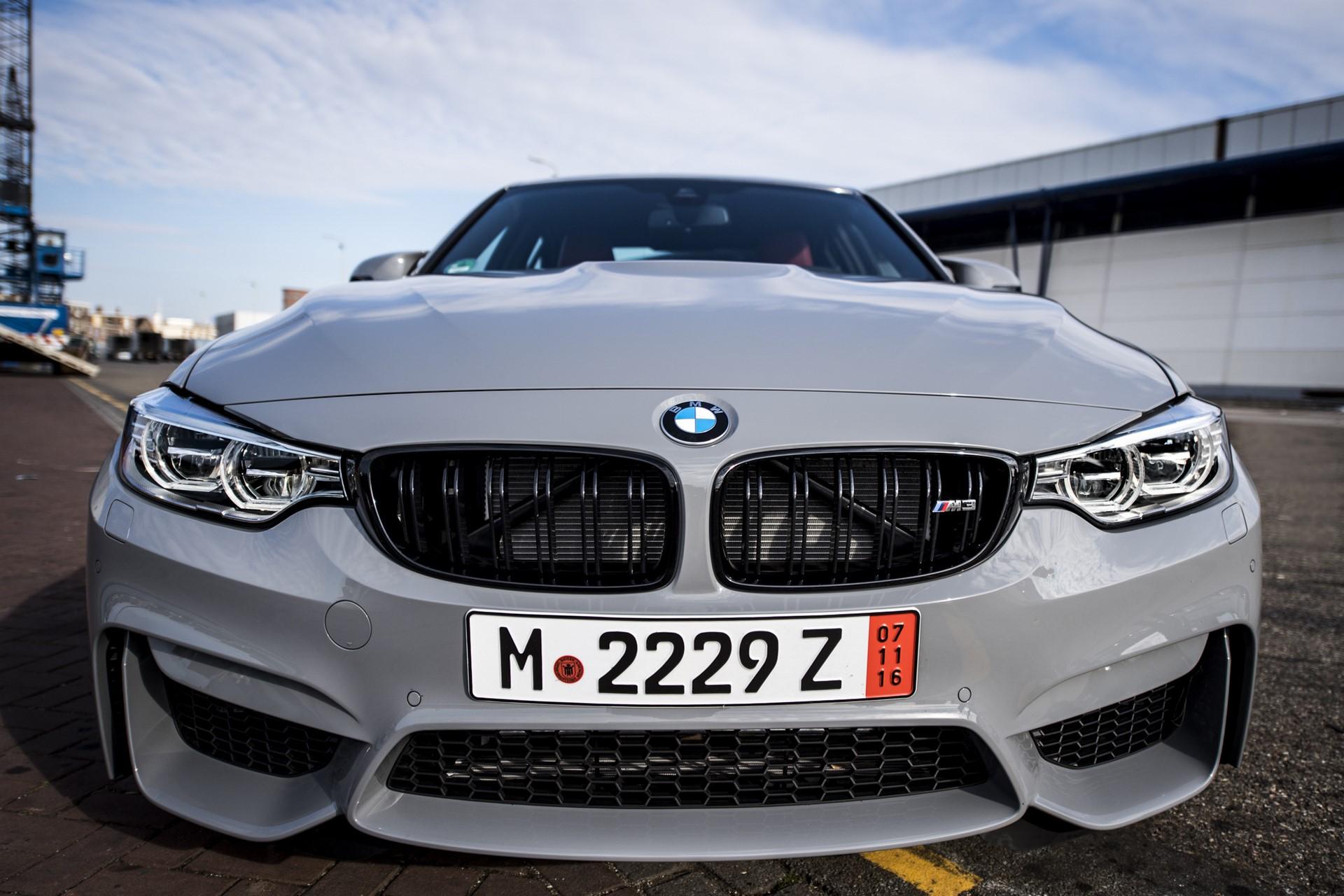 BMW M3 in Nardo Grey color (16)