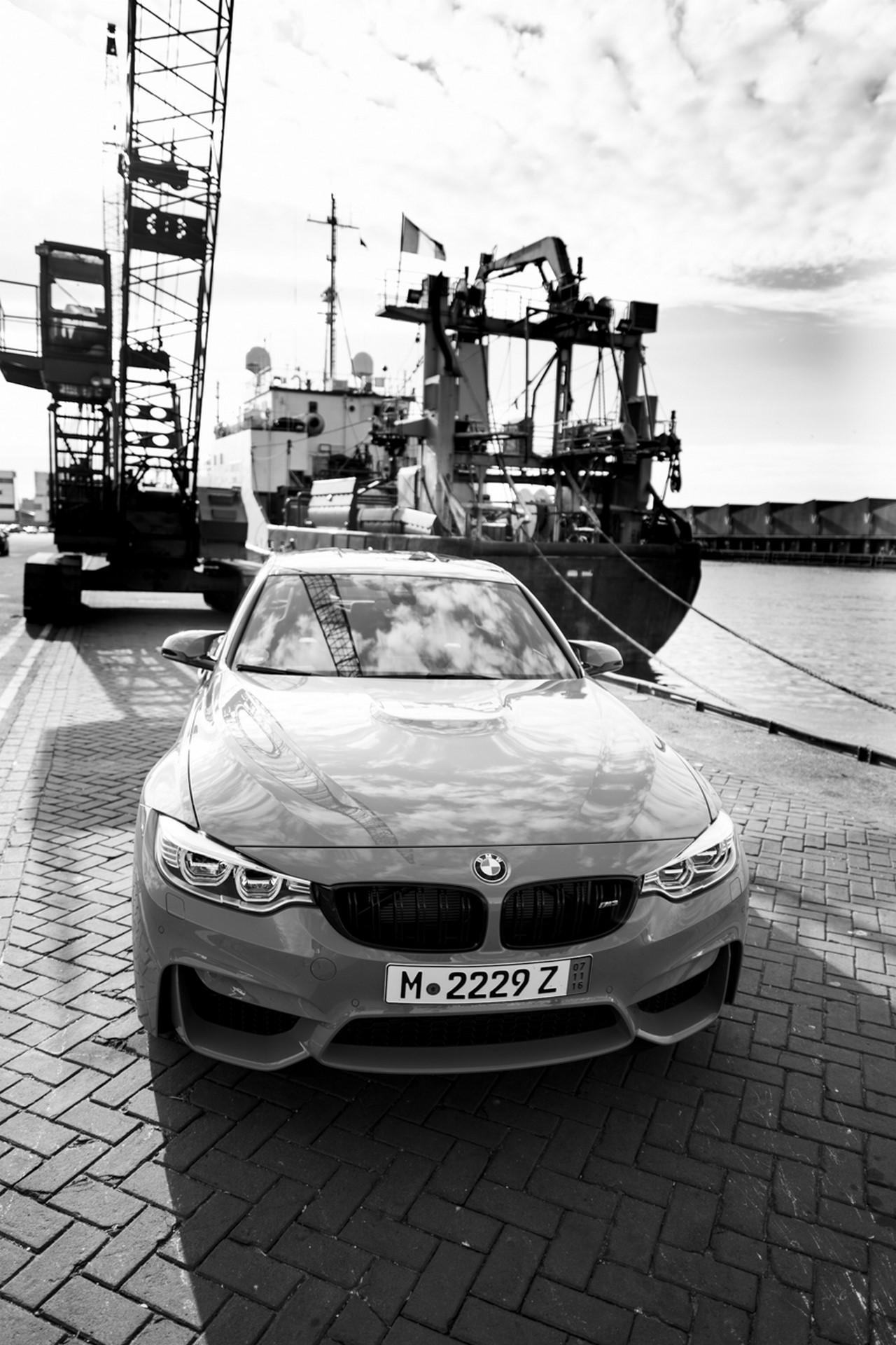 BMW M3 in Nardo Grey color (17)