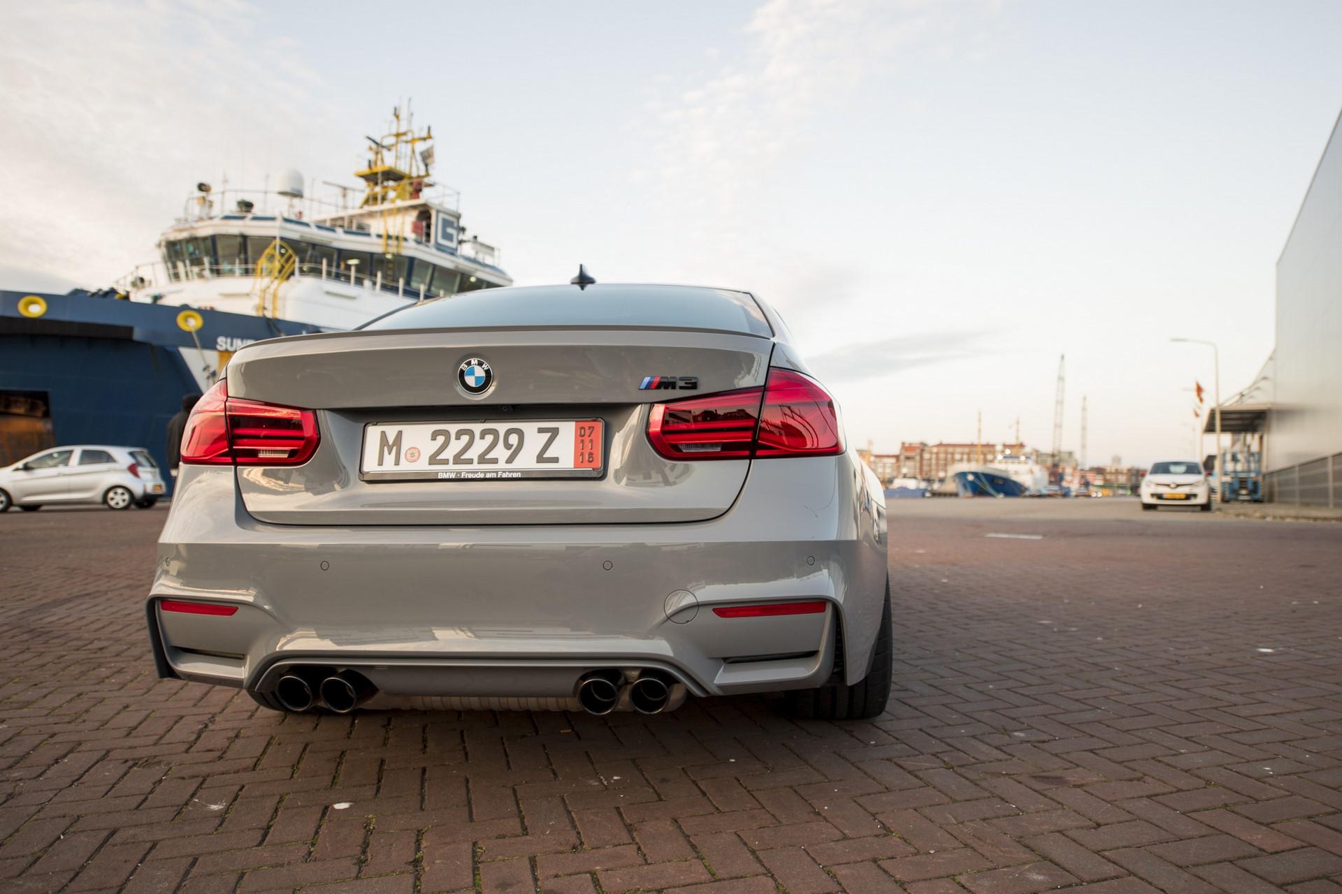 BMW M3 in Nardo Grey color (19)