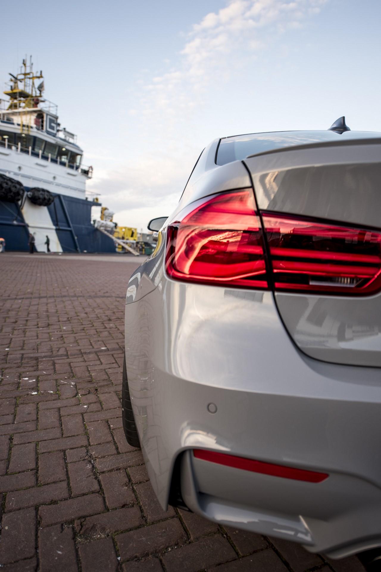BMW M3 in Nardo Grey color (20)