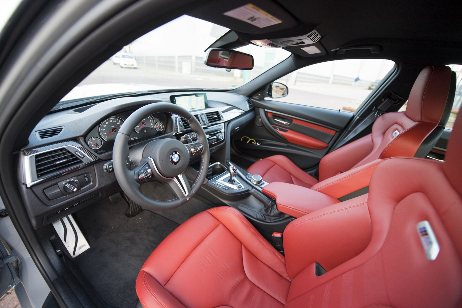 BMW M3 in Nardo Grey color (24)