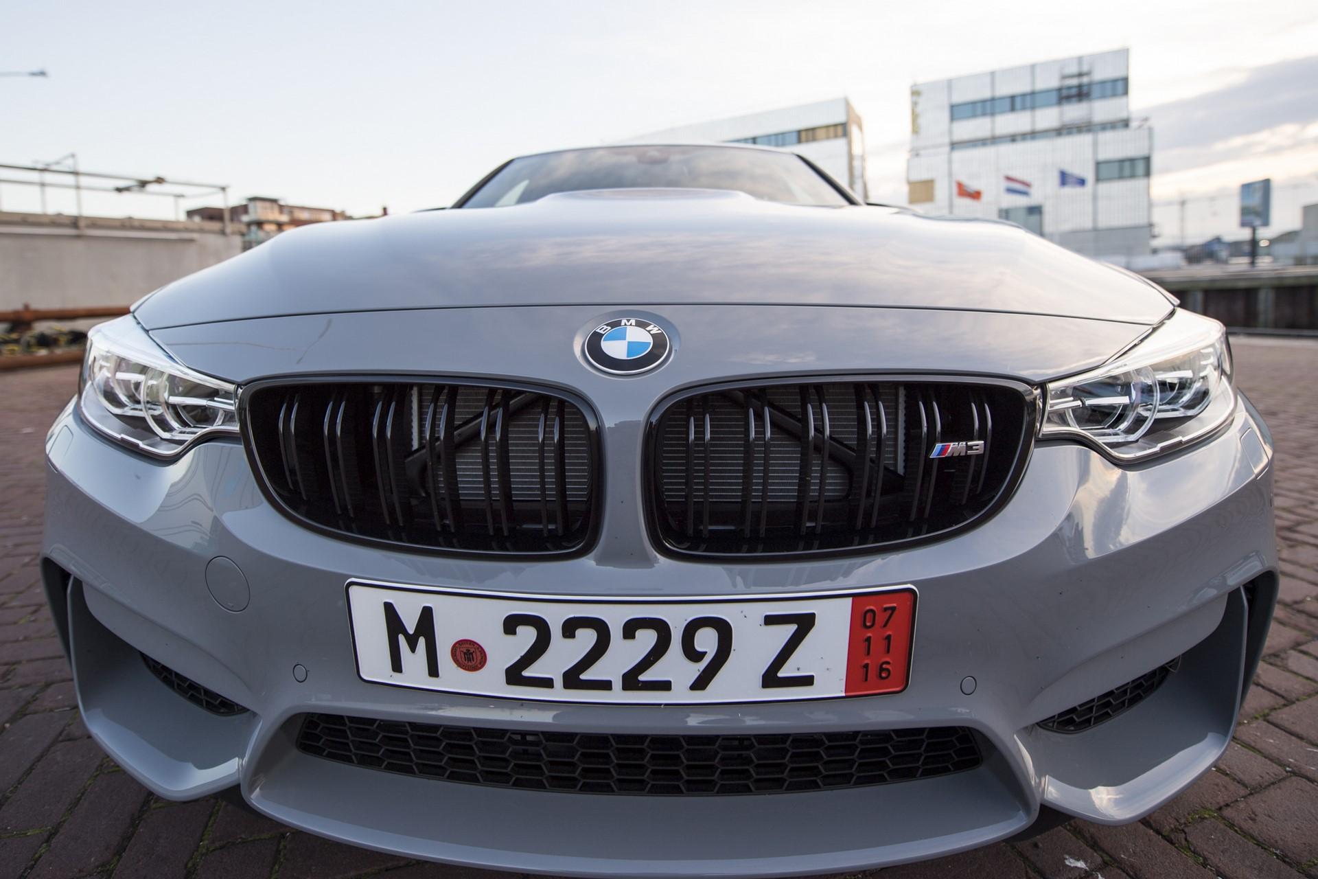 BMW M3 in Nardo Grey color (27)