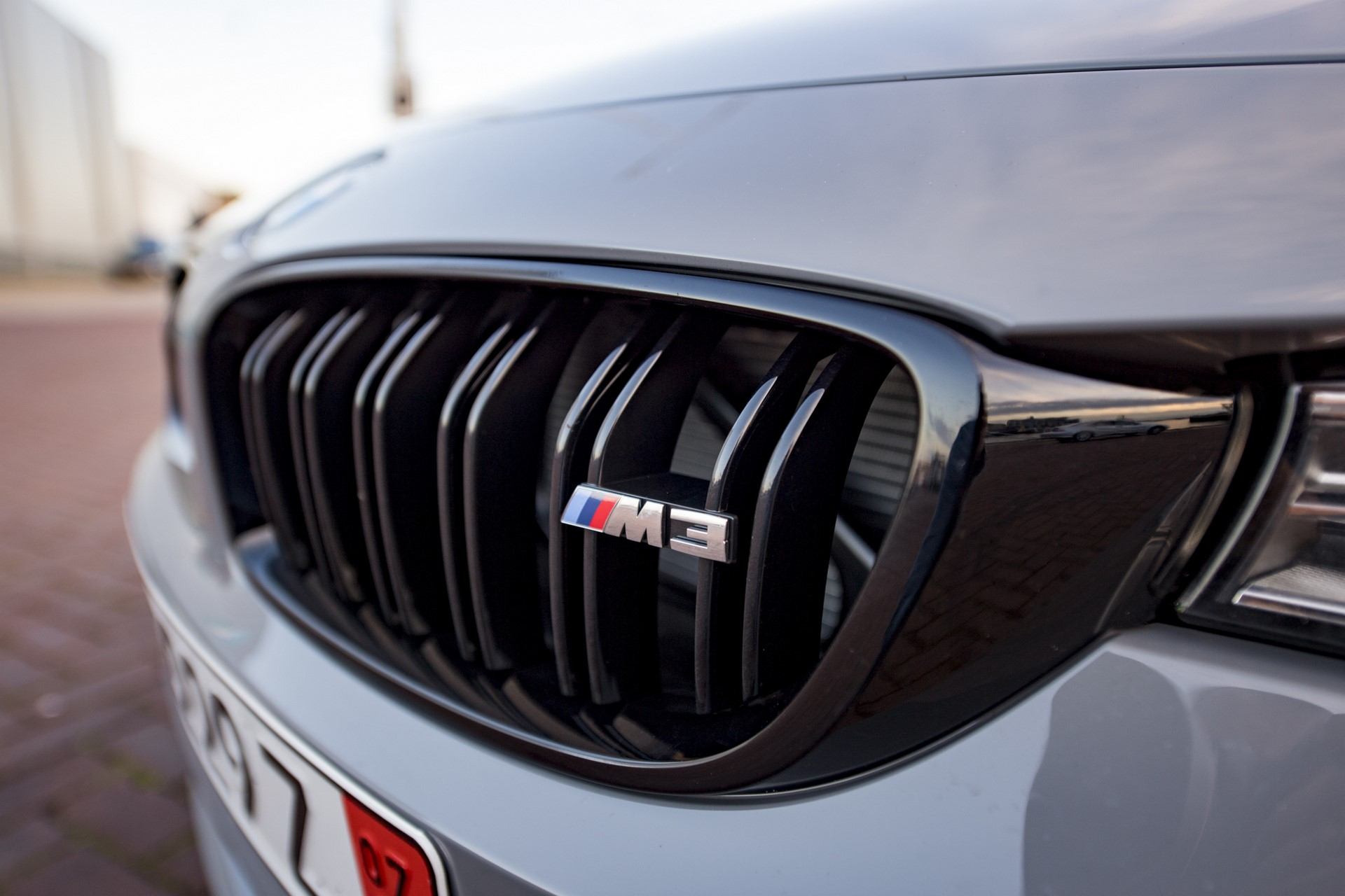 BMW M3 in Nardo Grey color (28)