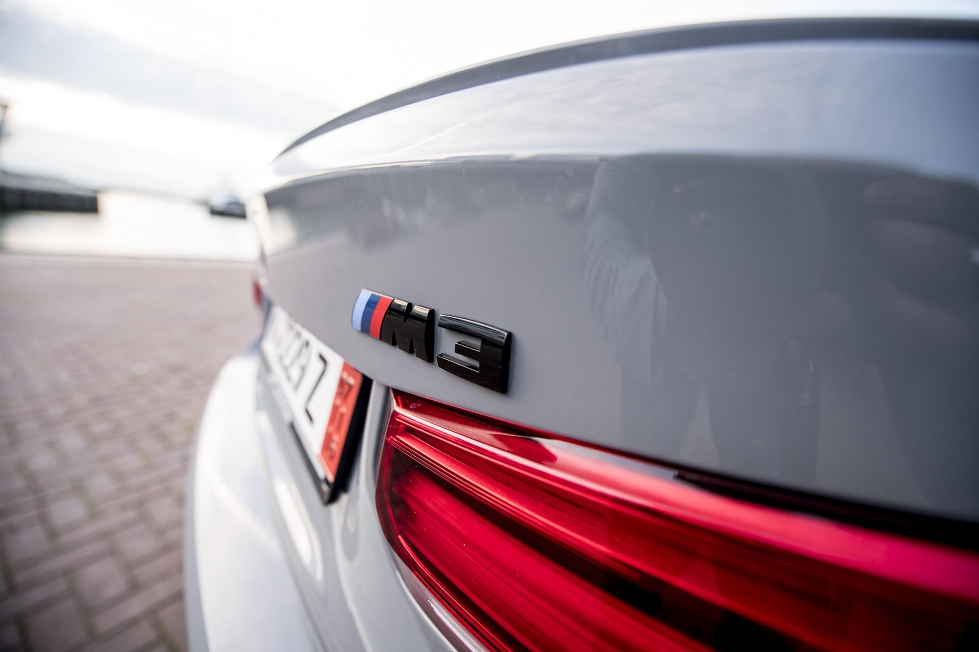 BMW M3 in Nardo Grey color (29)