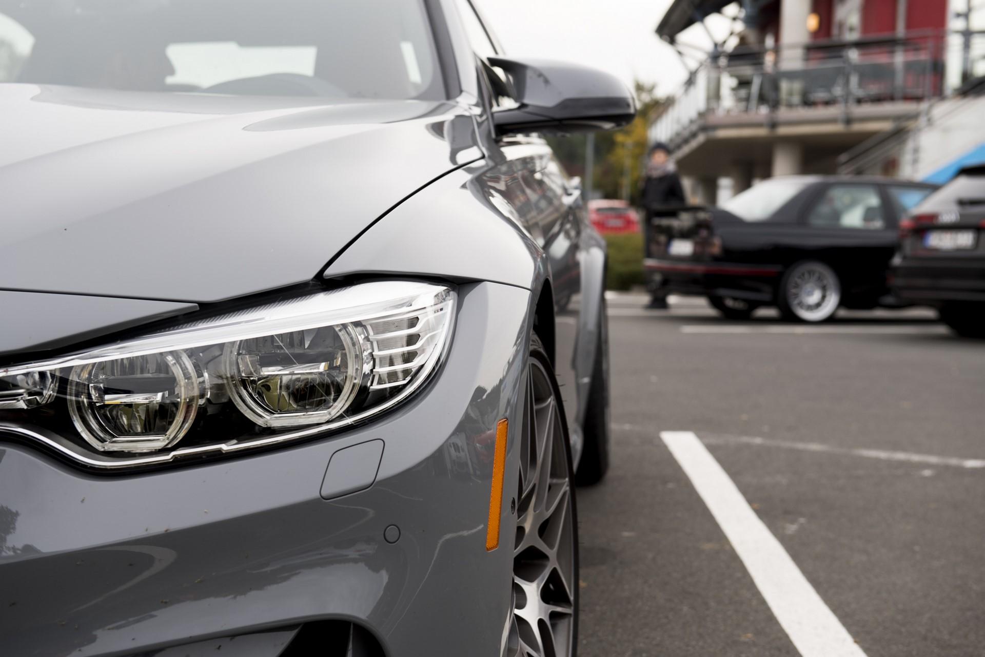 BMW M3 in Nardo Grey color (9)