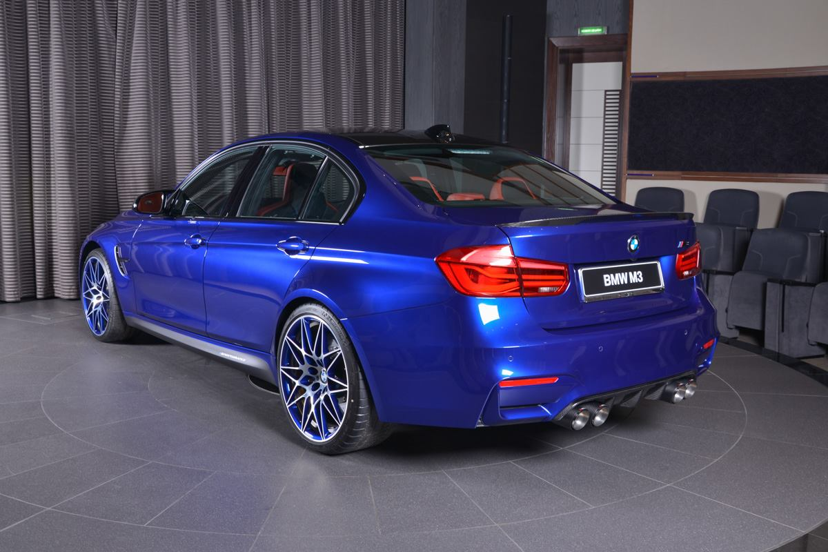 BMW M3 in San Marino Blue (17)