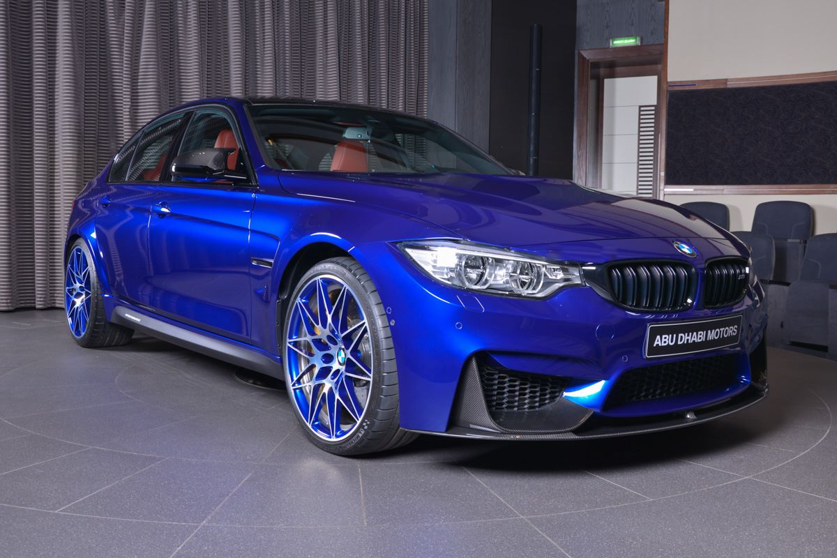 BMW M3 in San Marino Blue (2)