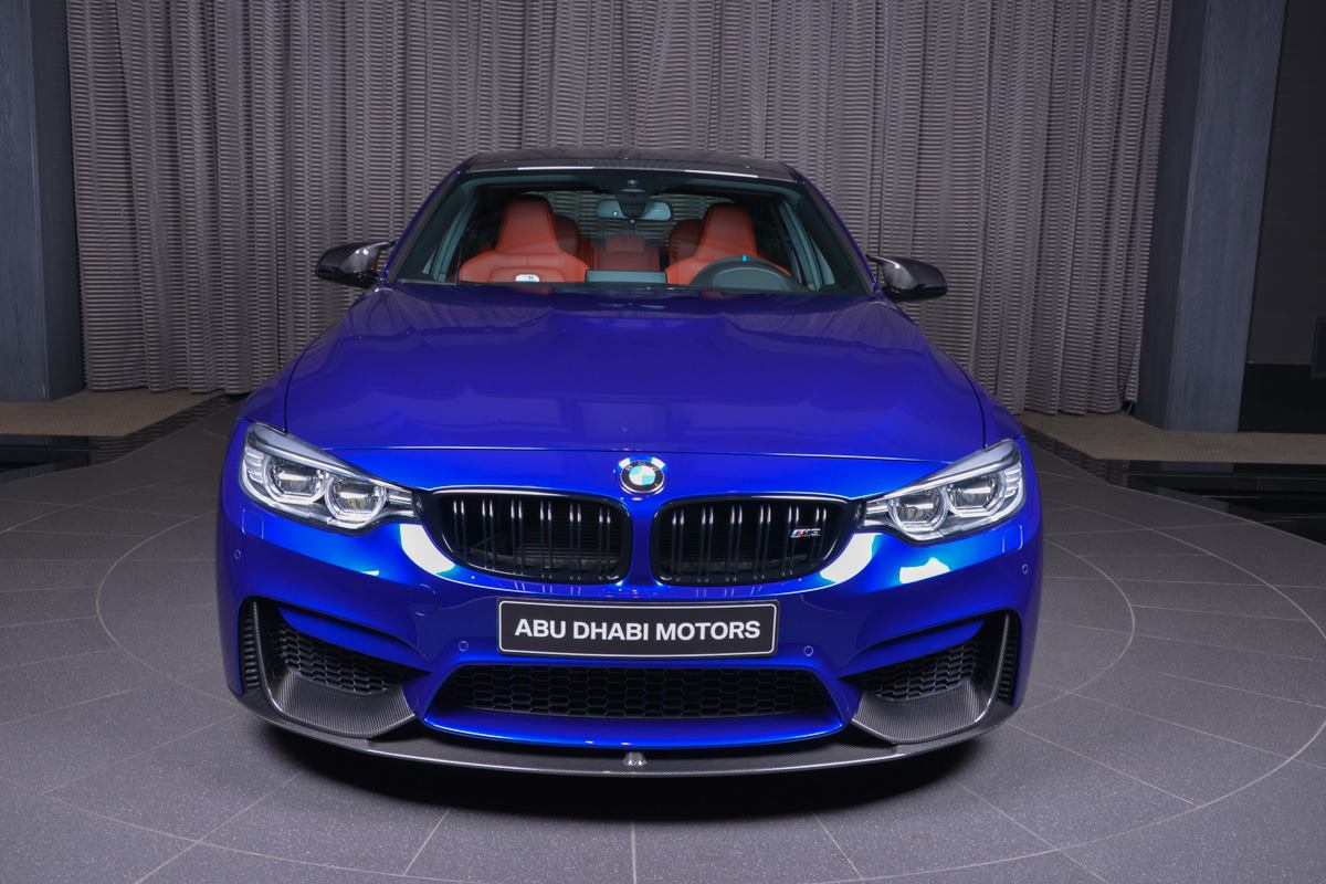 BMW M3 in San Marino Blue (3)