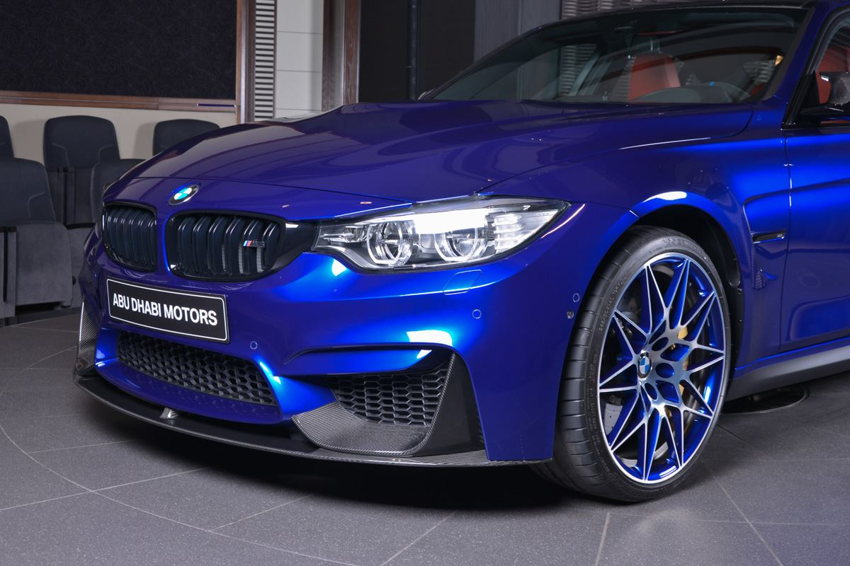 BMW M3 in San Marino Blue (4)