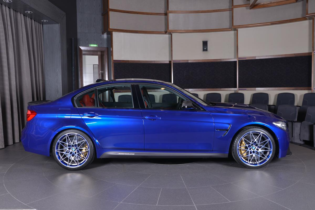 BMW M3 in San Marino Blue (5)
