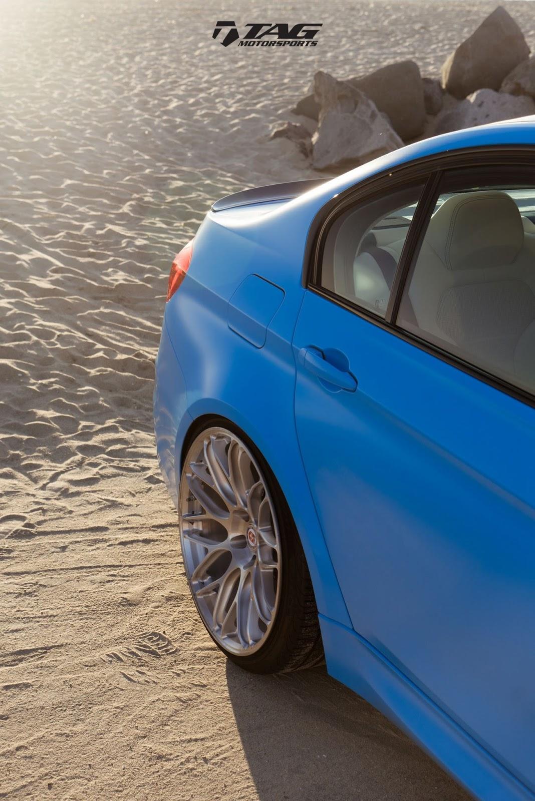 BMW M3 Riviera Blue (11)