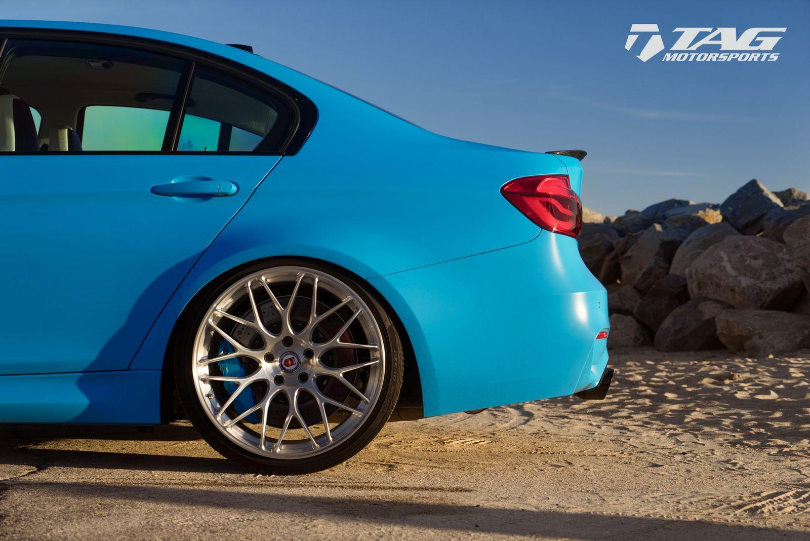BMW M3 Riviera Blue (12)