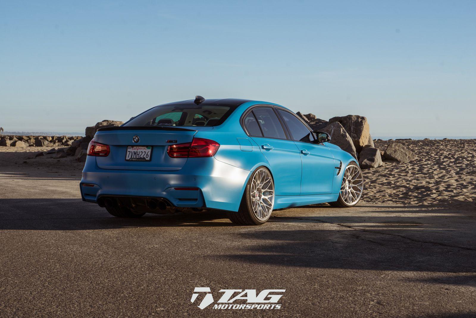BMW M3 Riviera Blue (13)