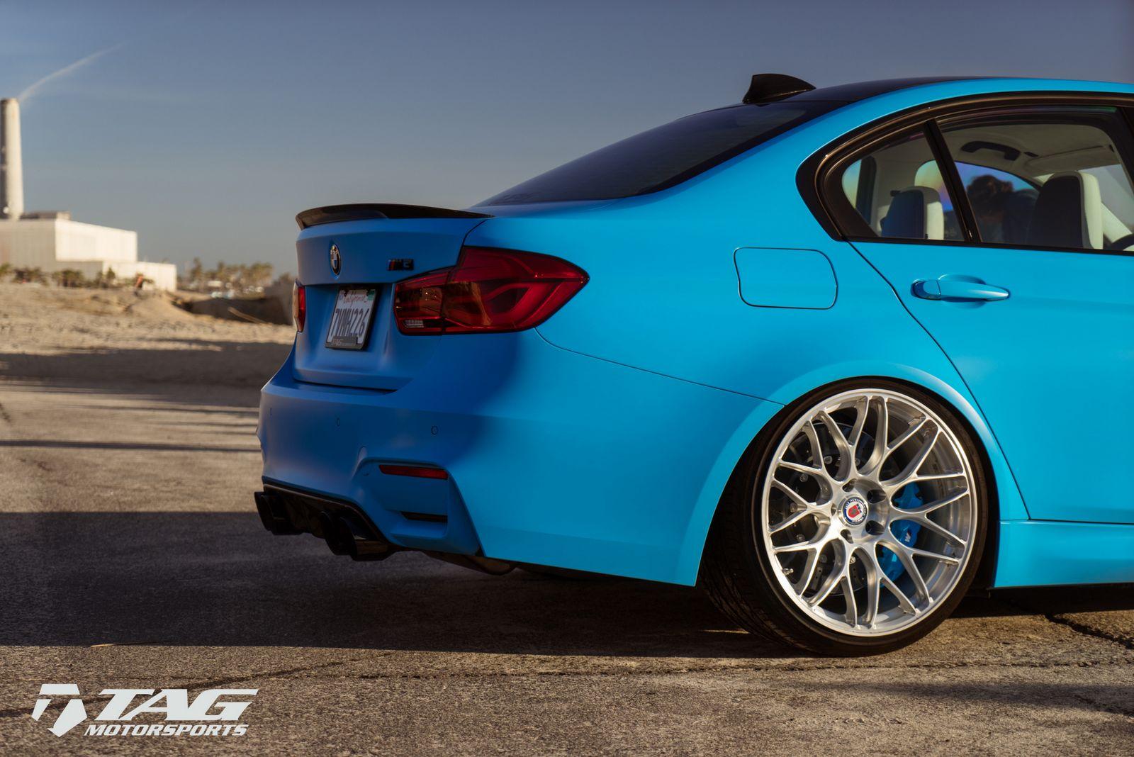 BMW M3 Riviera Blue (15)