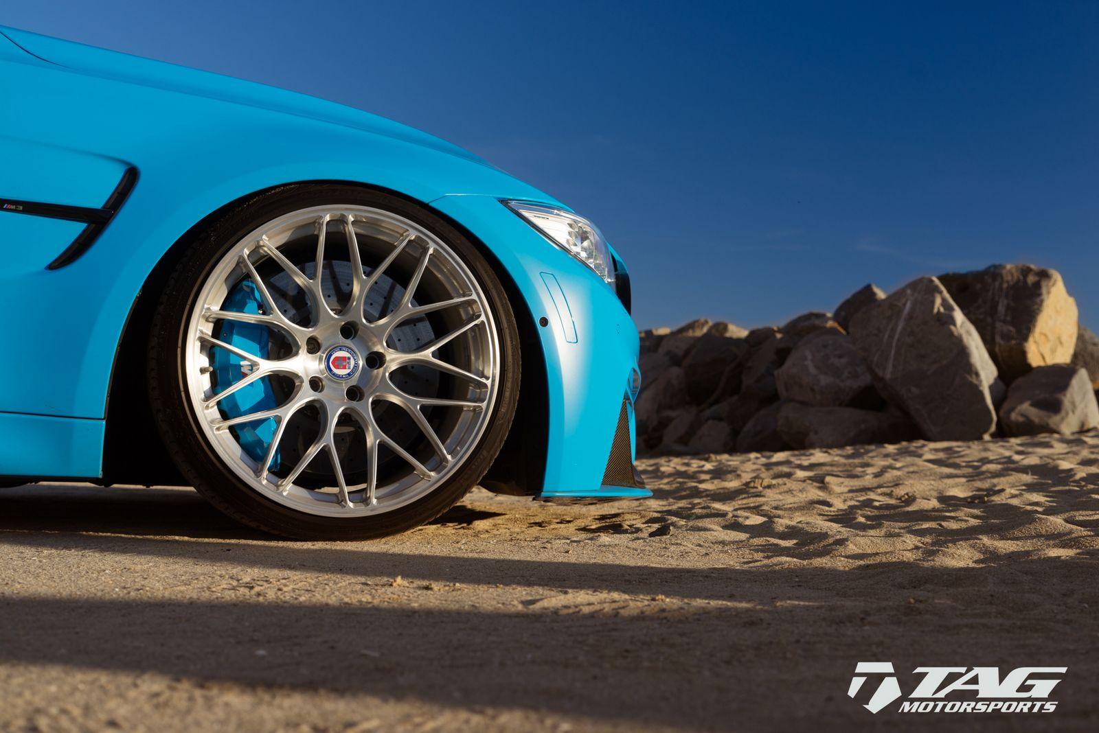 BMW M3 Riviera Blue (16)