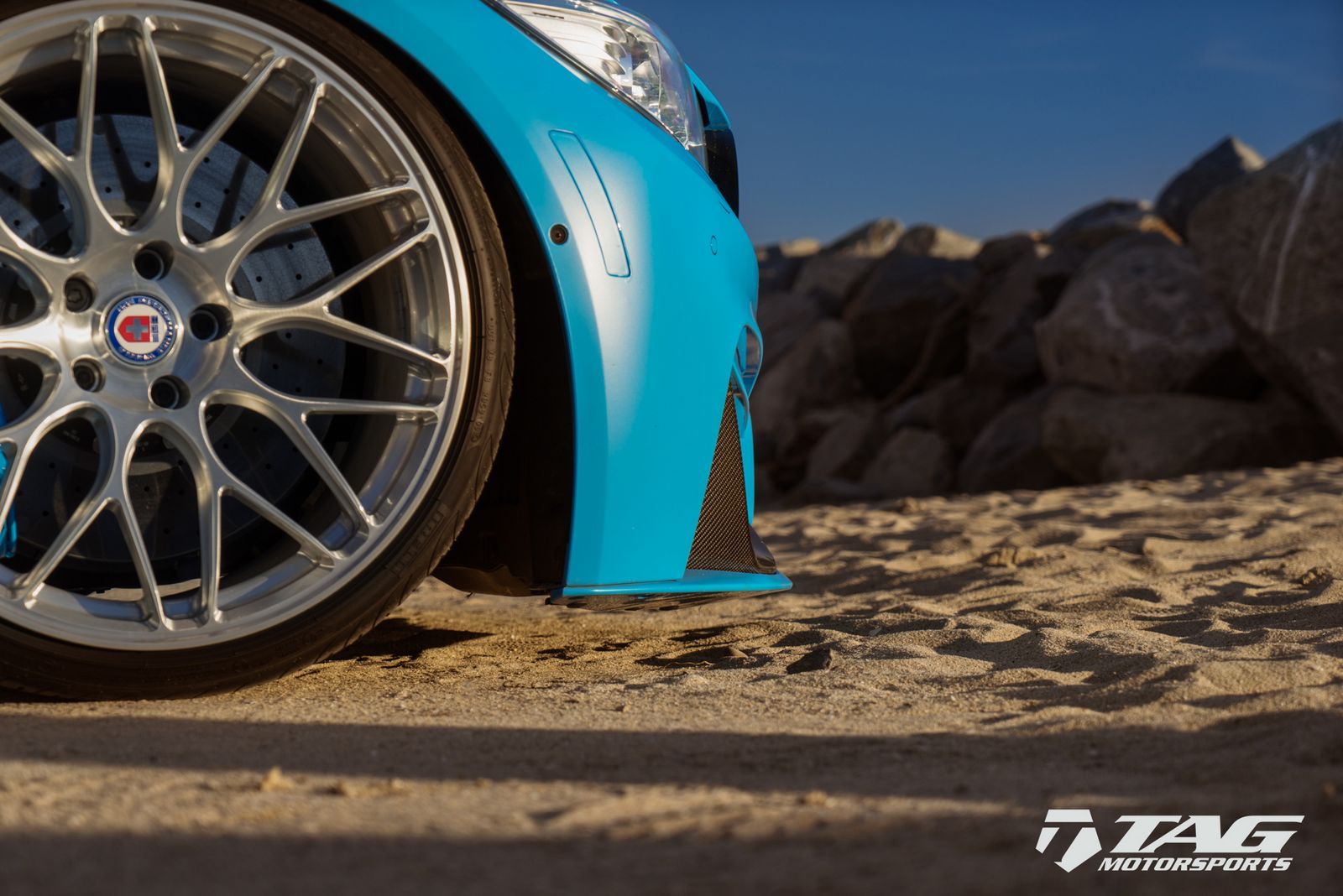 BMW M3 Riviera Blue (17)