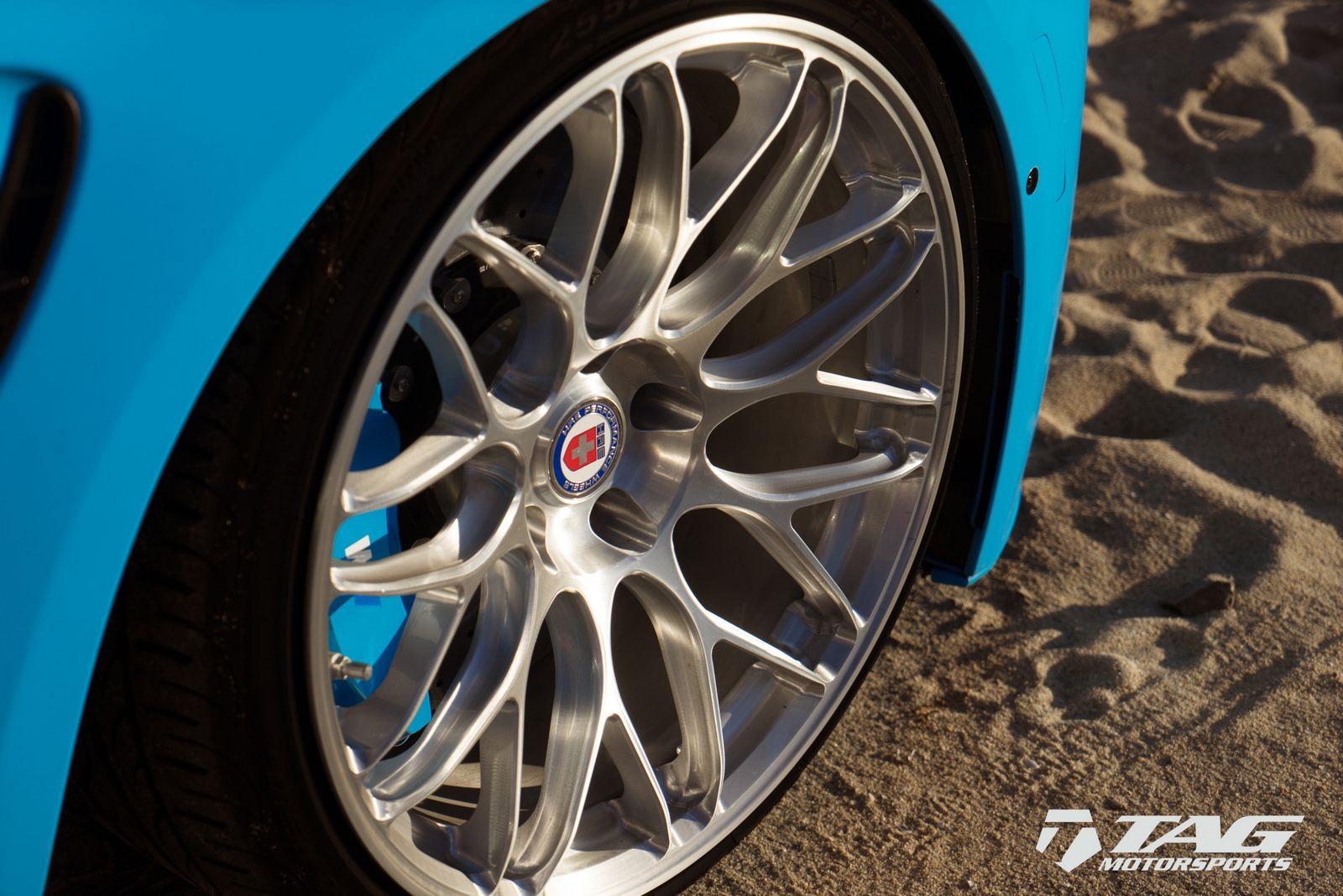 BMW M3 Riviera Blue (18)