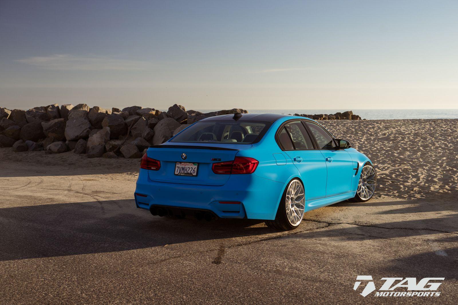 BMW M3 Riviera Blue (21)