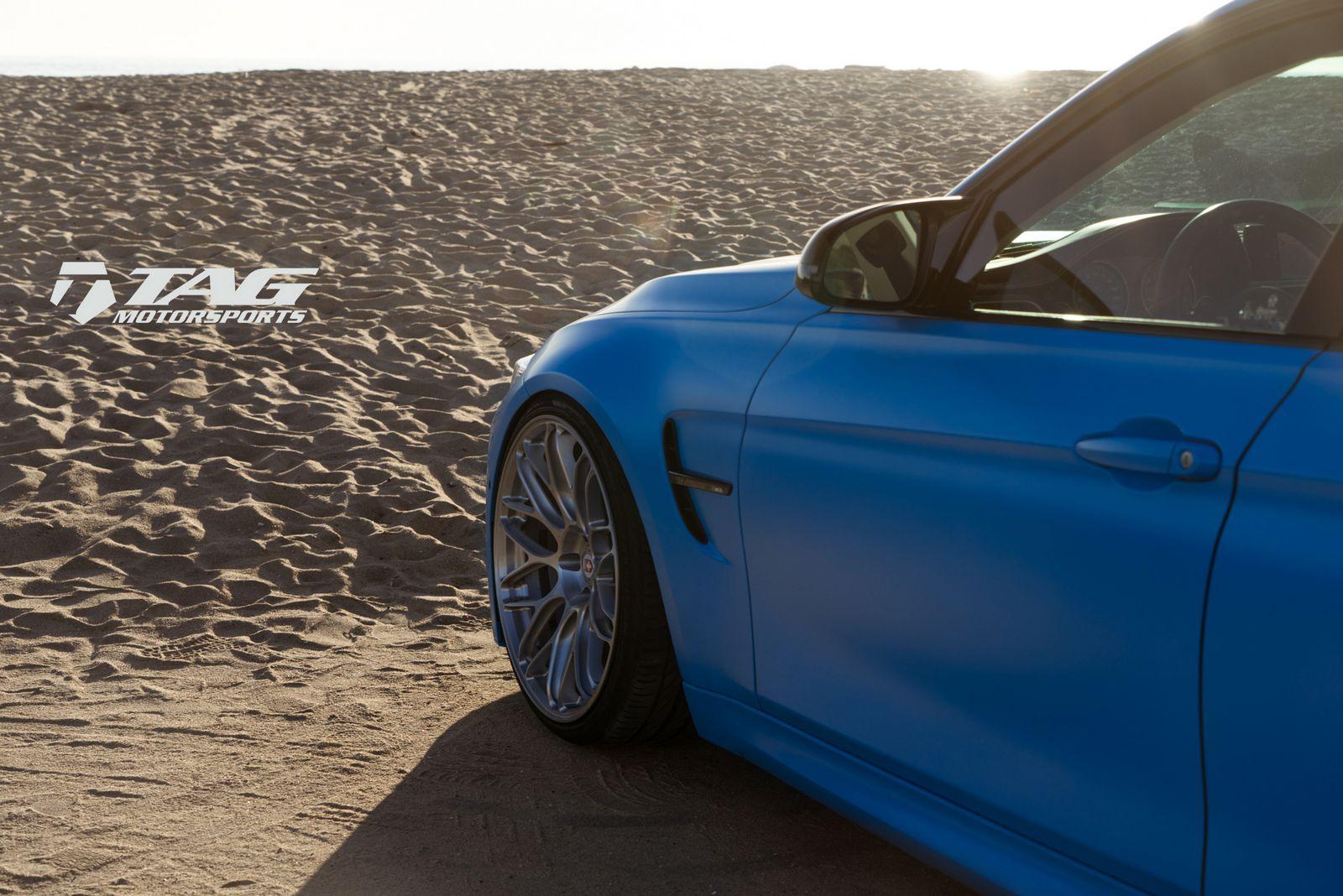 BMW M3 Riviera Blue (23)