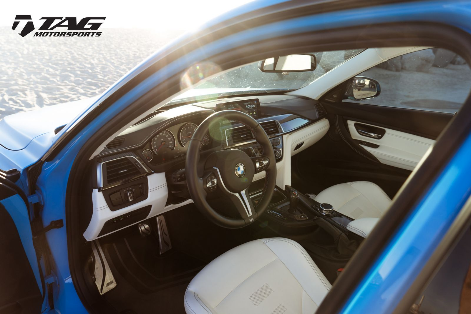 BMW M3 Riviera Blue (24)