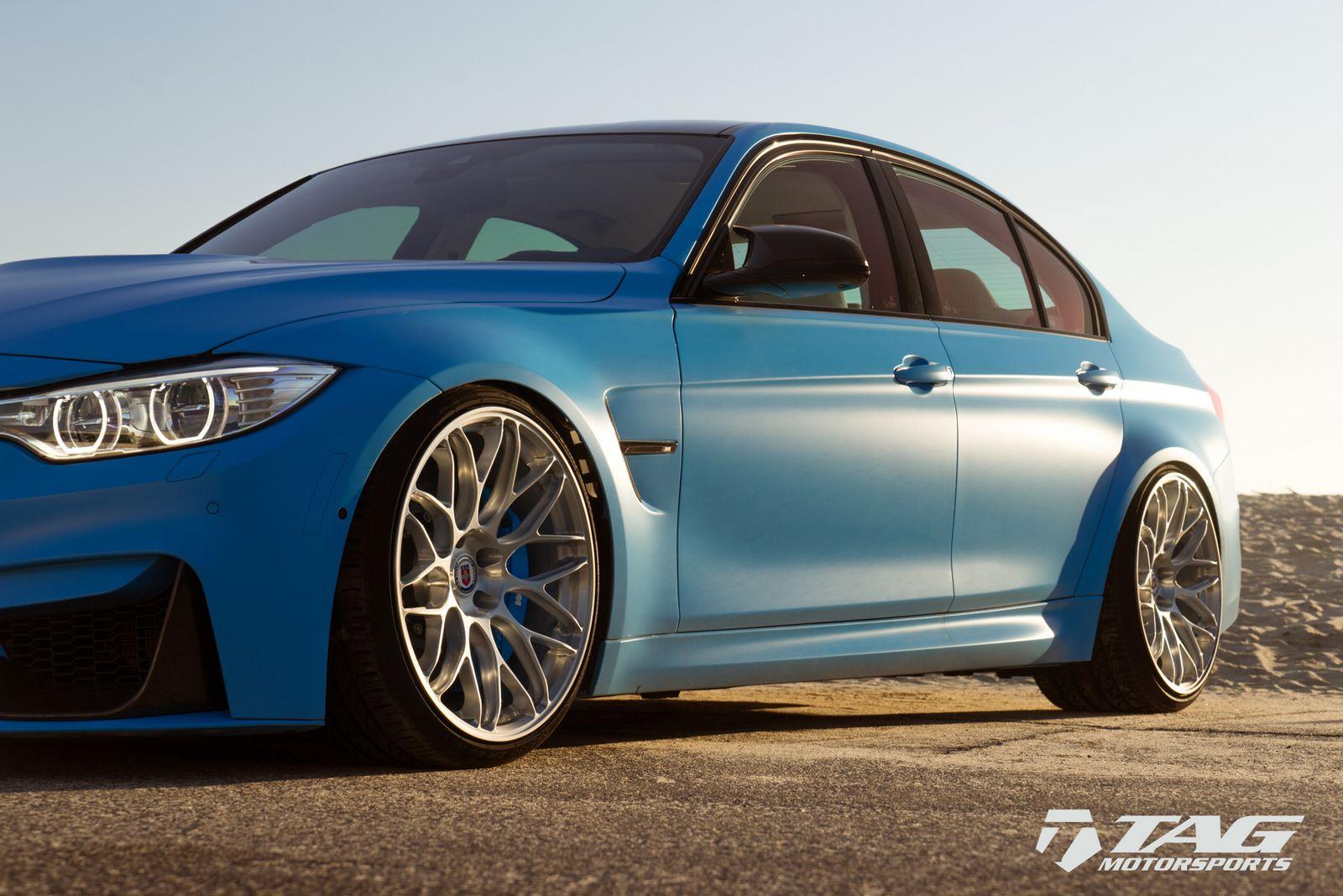 BMW M3 Riviera Blue (3)