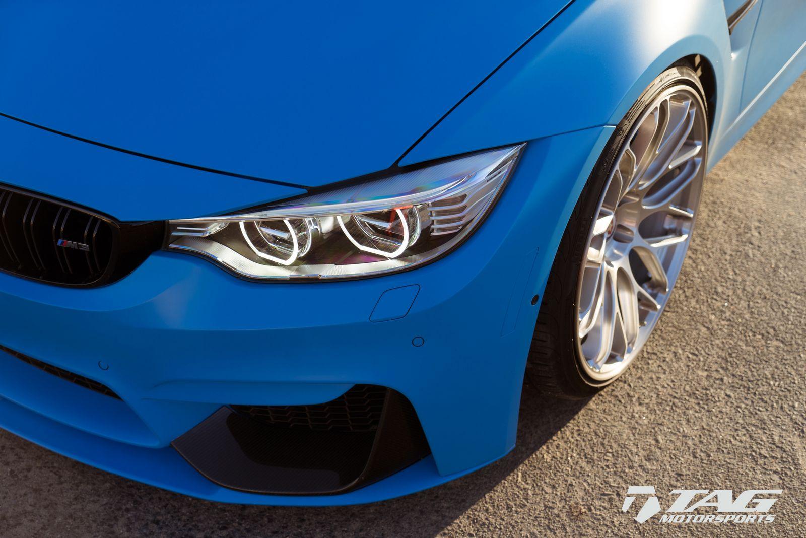 BMW M3 Riviera Blue (4)