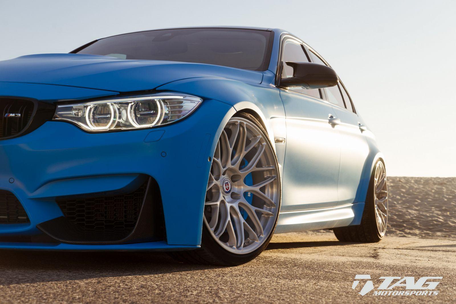 BMW M3 Riviera Blue (5)