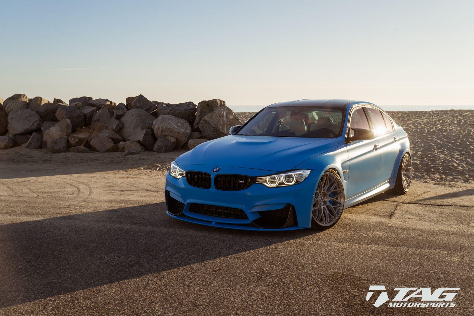 BMW M3 Riviera Blue (6)