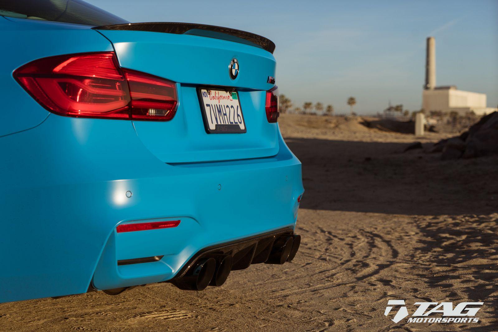 BMW M3 Riviera Blue (8)