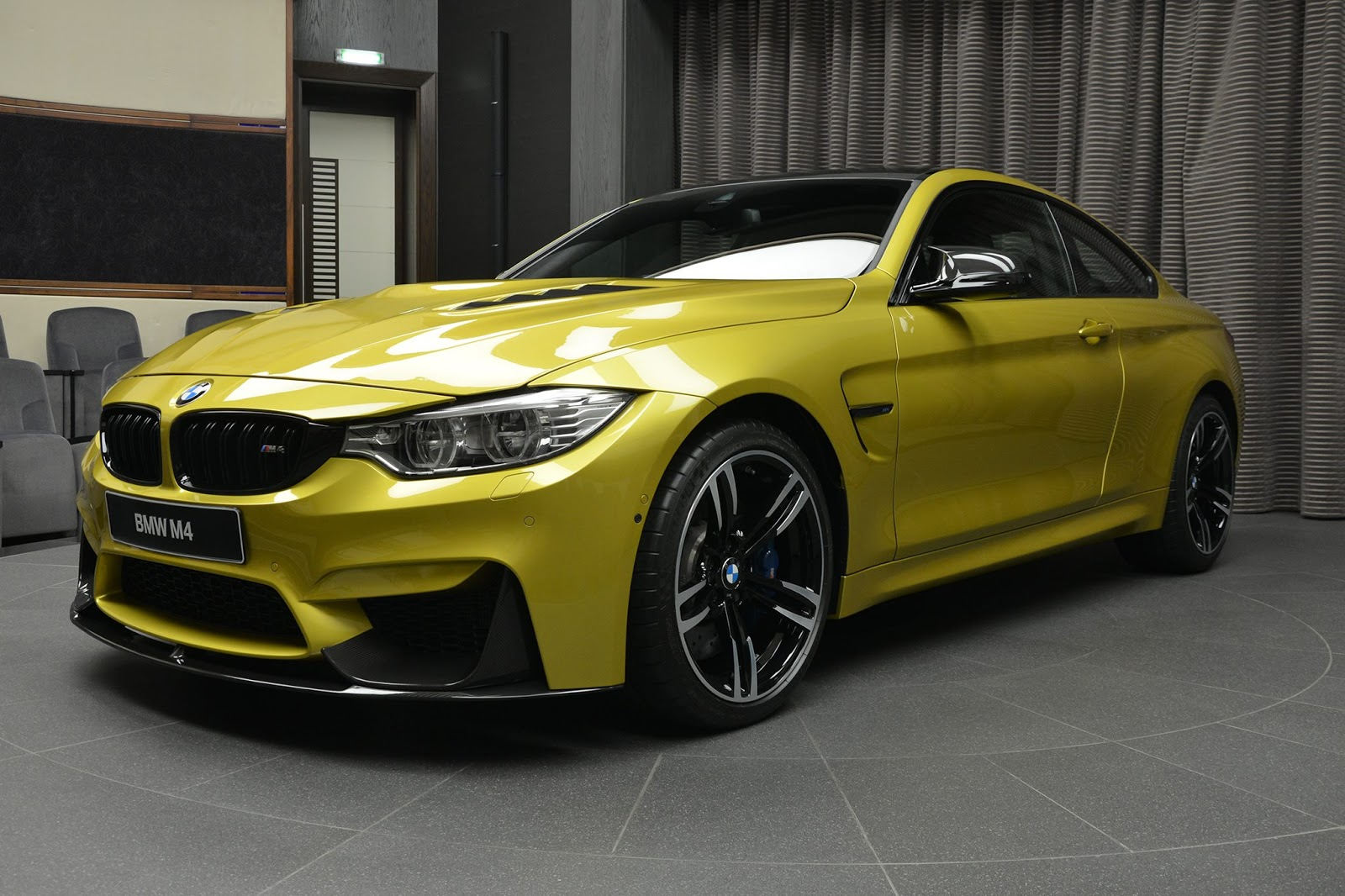 yellow bmw tuning hd-#7