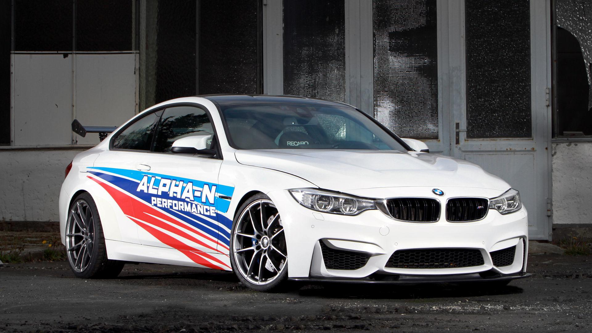 BMW M4 by Alpha-N Performance (1)