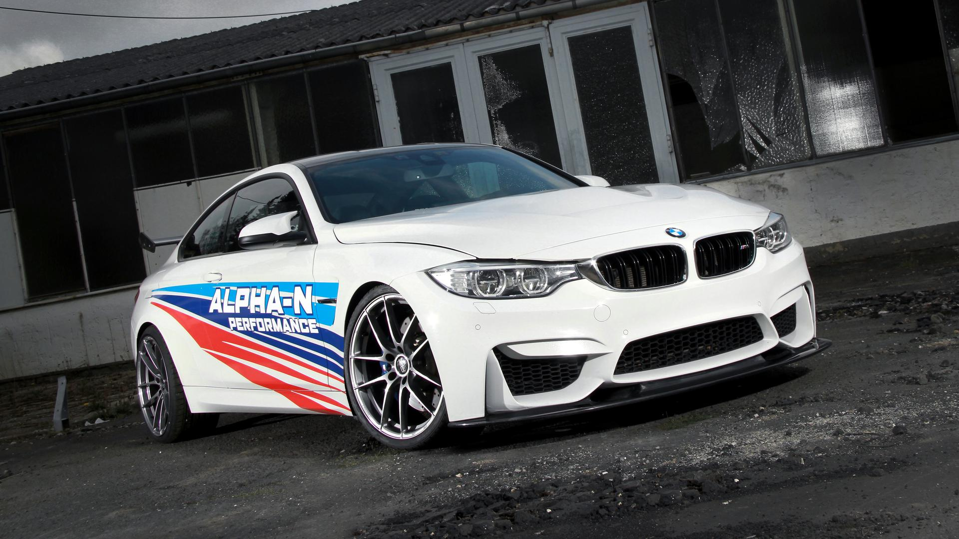 BMW M4 by Alpha-N Performance (2)