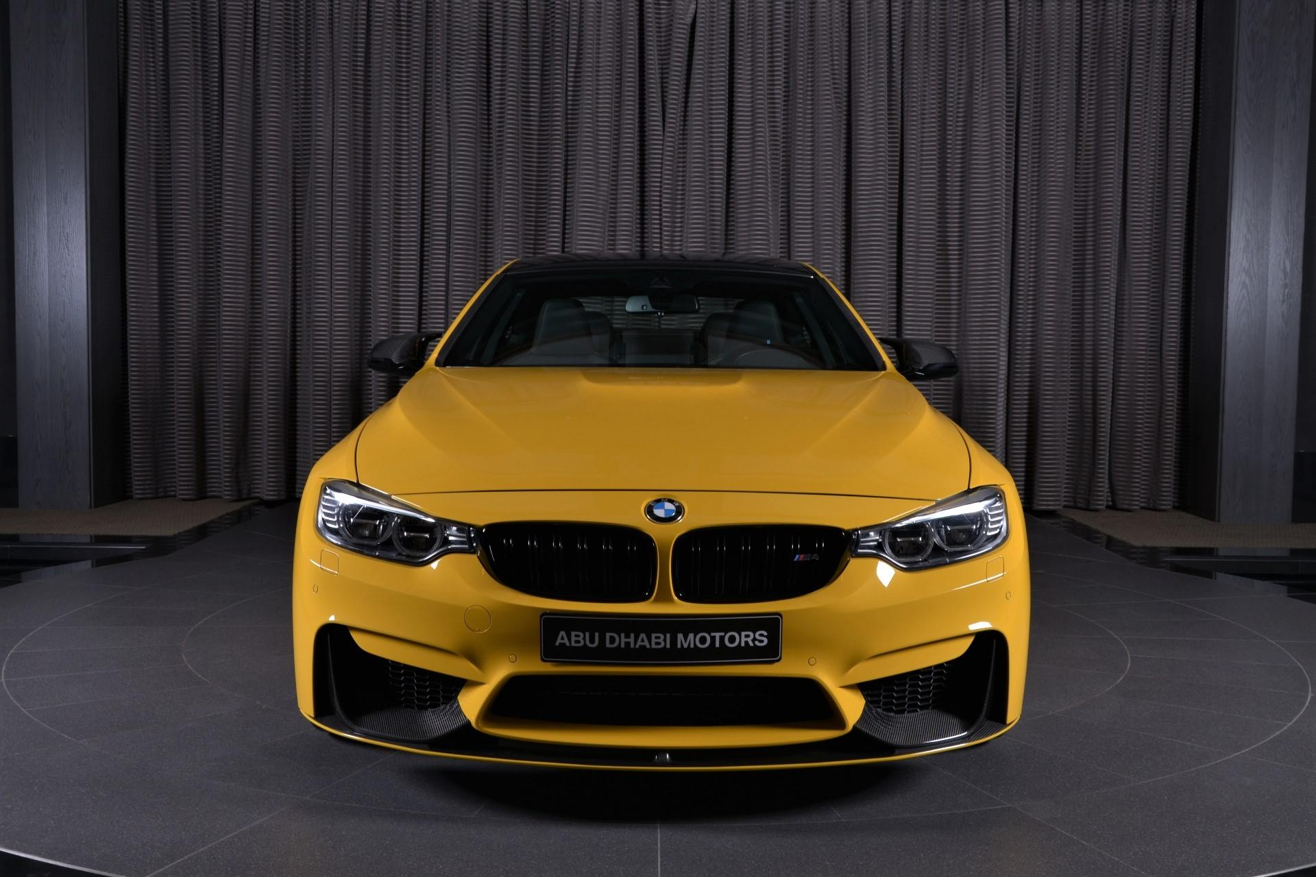 BMW M4 Speed Yellow (12)