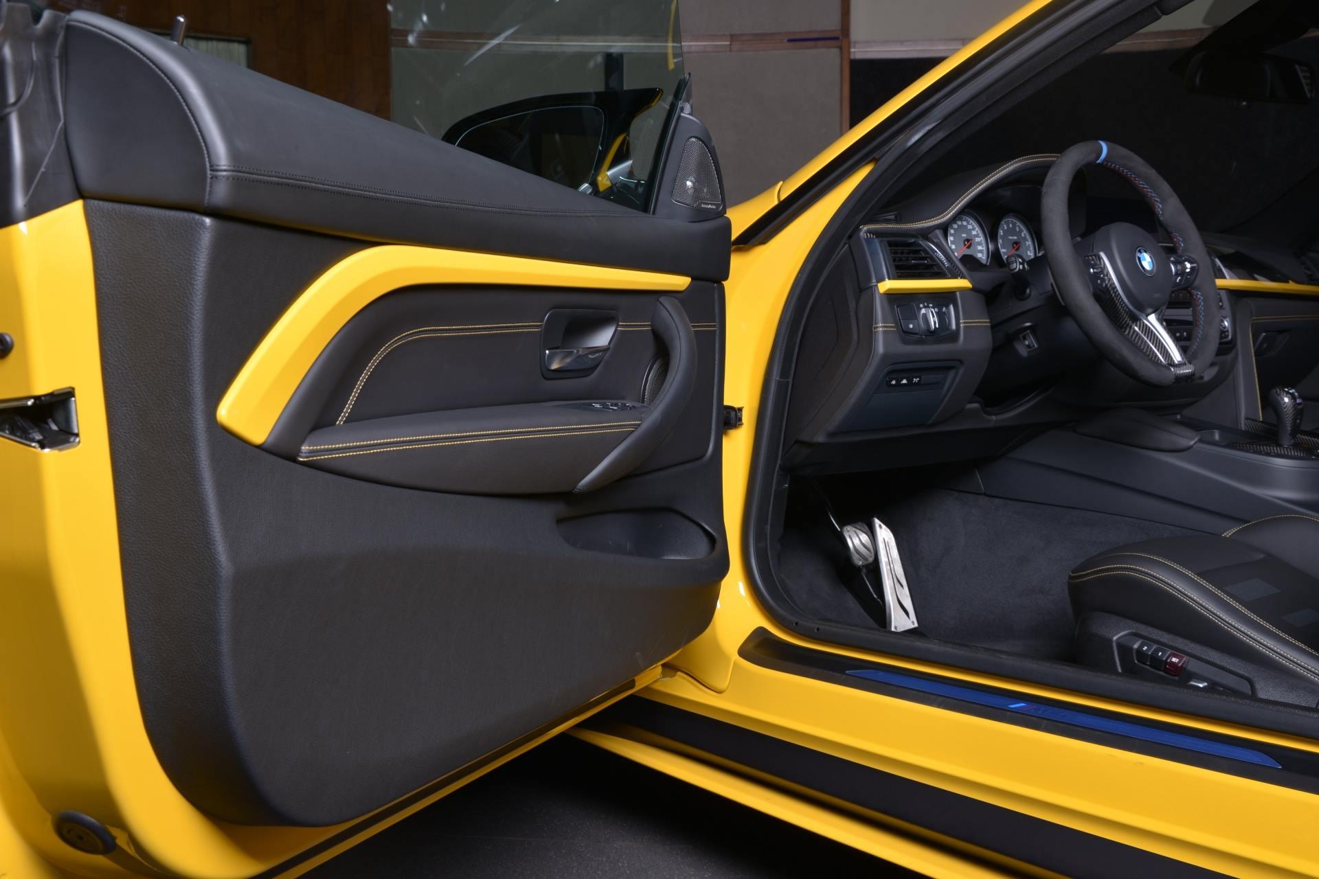 BMW M4 Speed Yellow (13)
