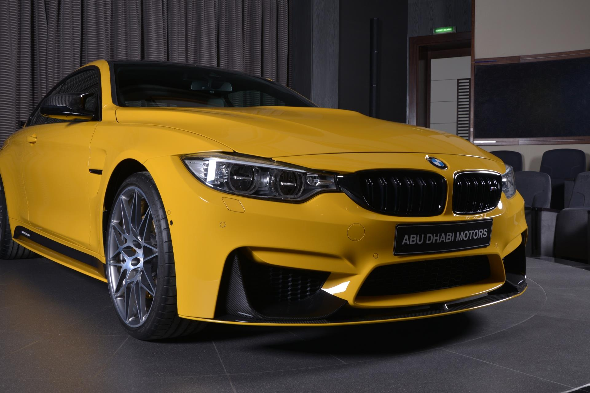 BMW M4 Speed Yellow (15)