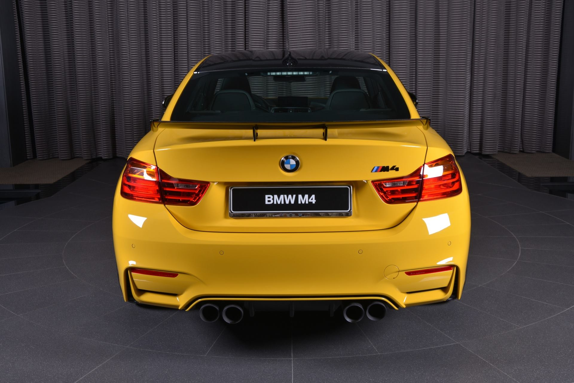 BMW M4 Speed Yellow (16)