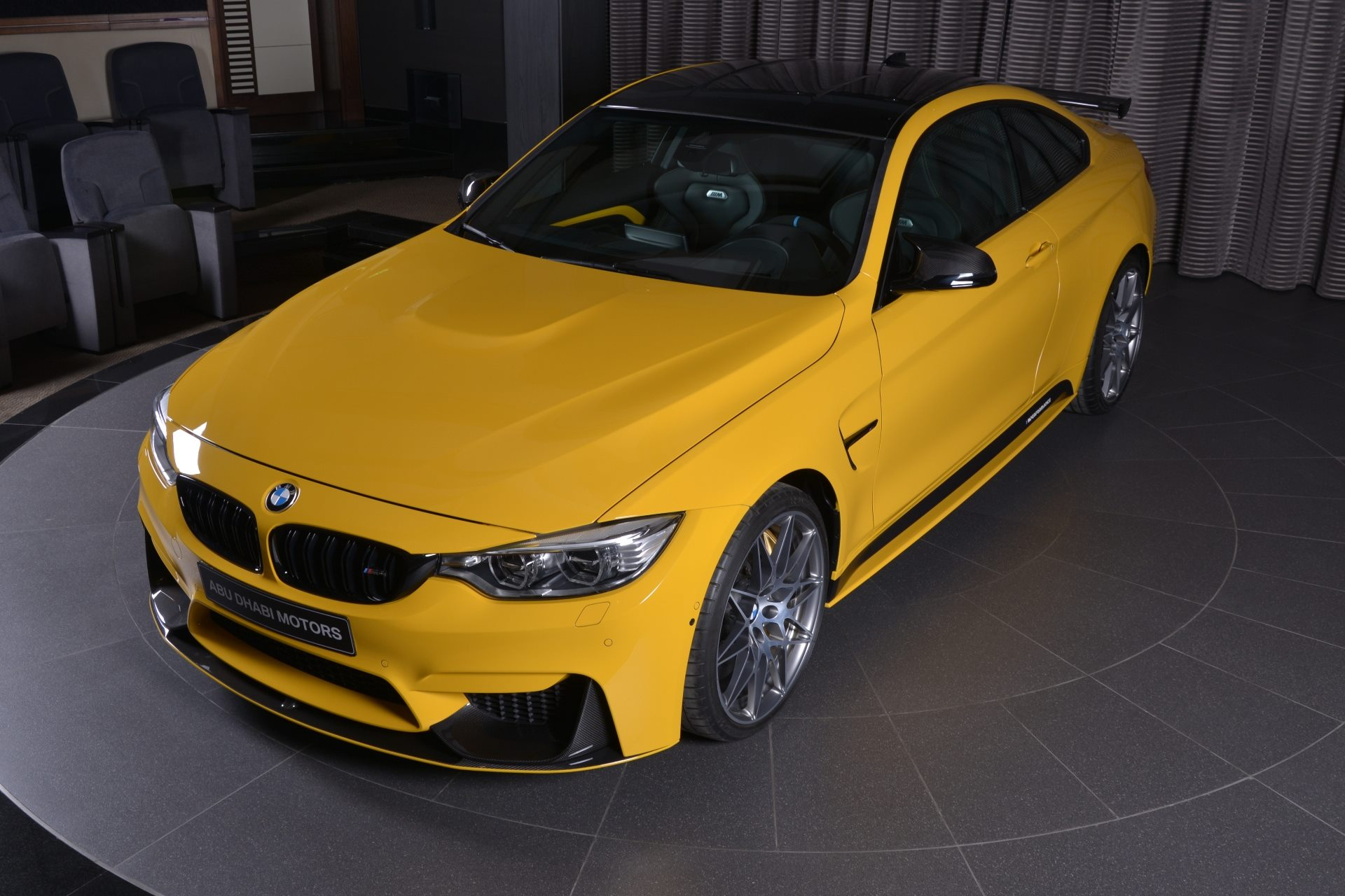 BMW M4 Speed Yellow (18)
