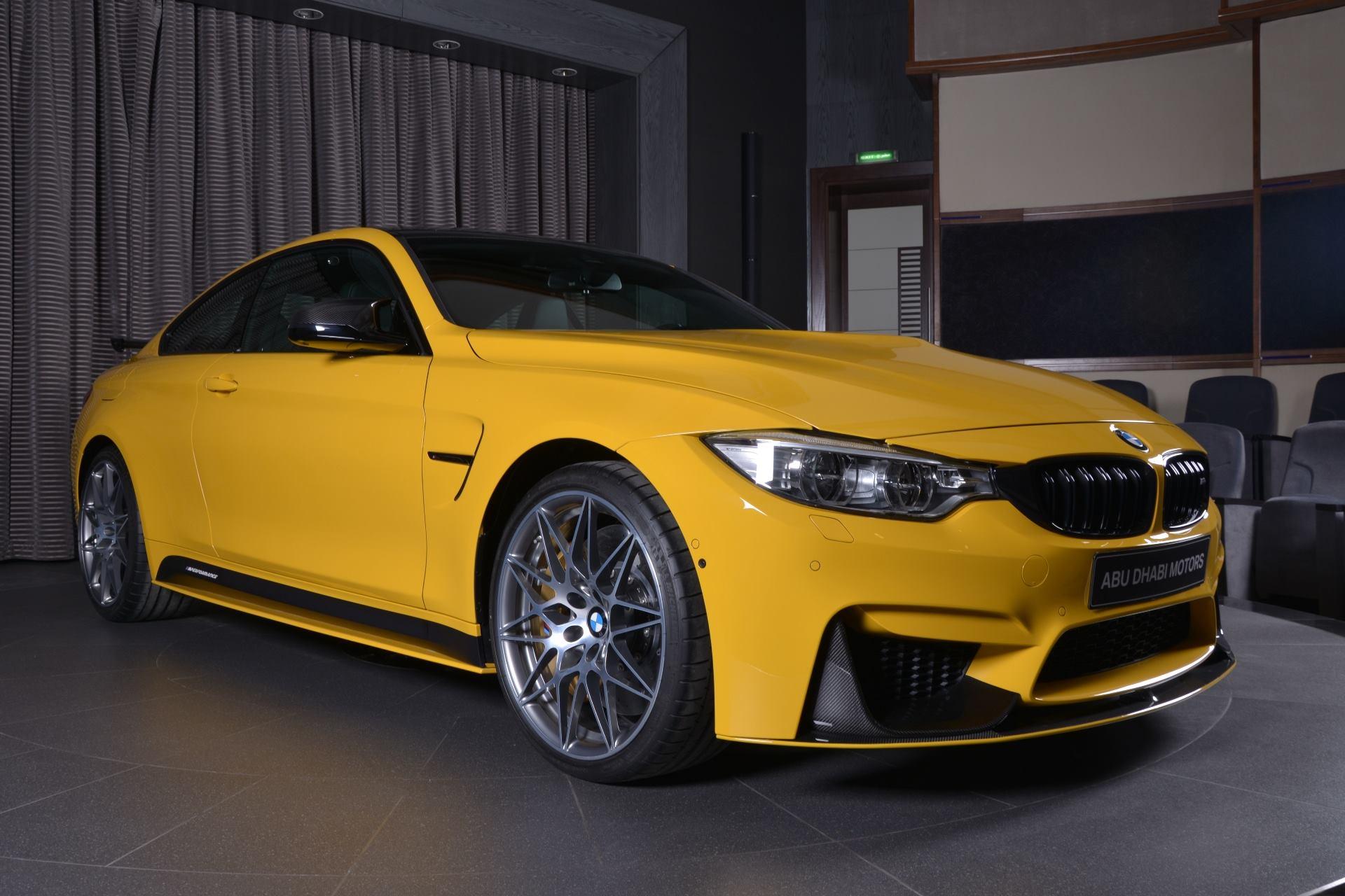 BMW M4 Speed Yellow (7)