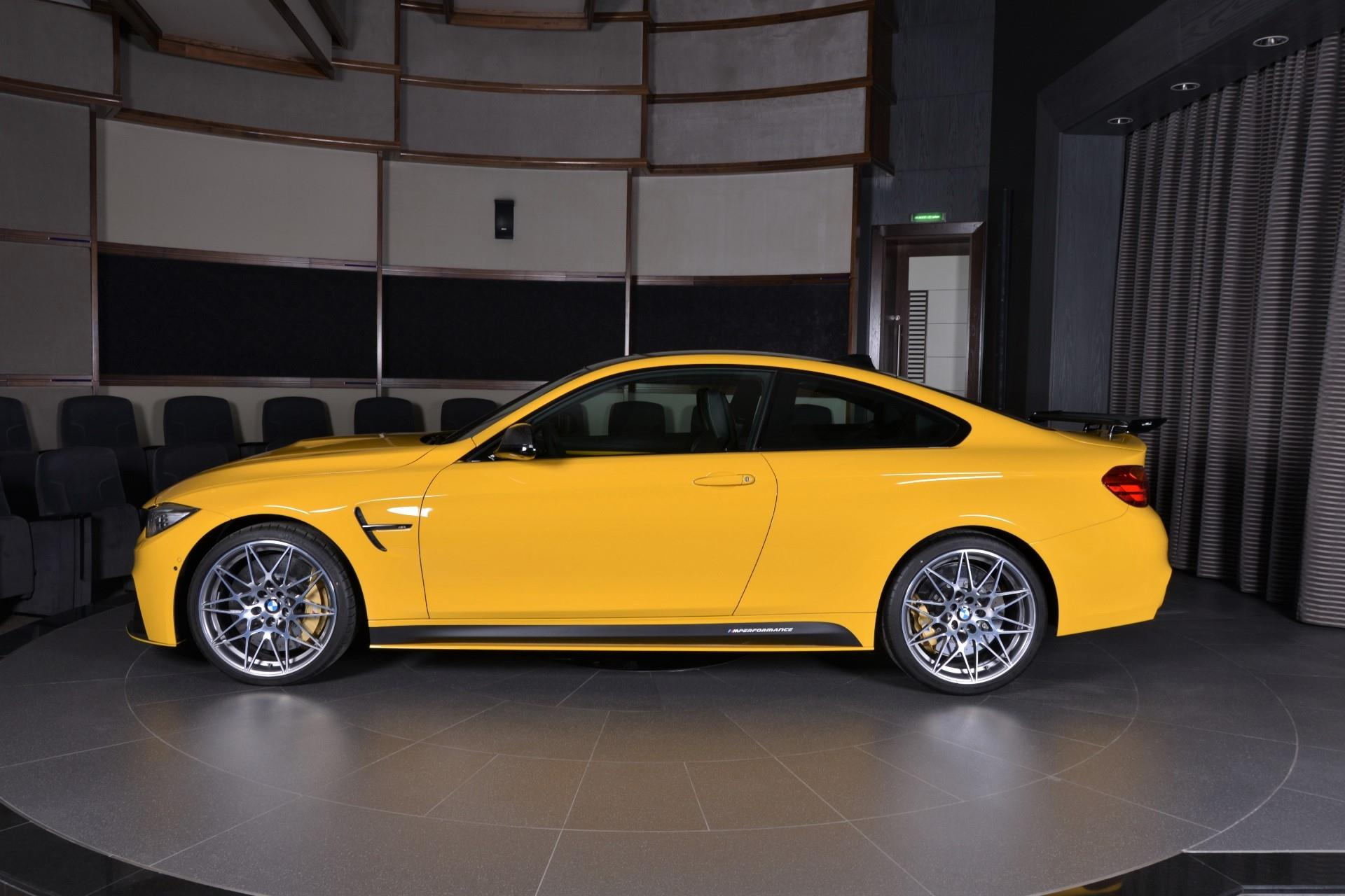 BMW M4 Speed Yellow (9)
