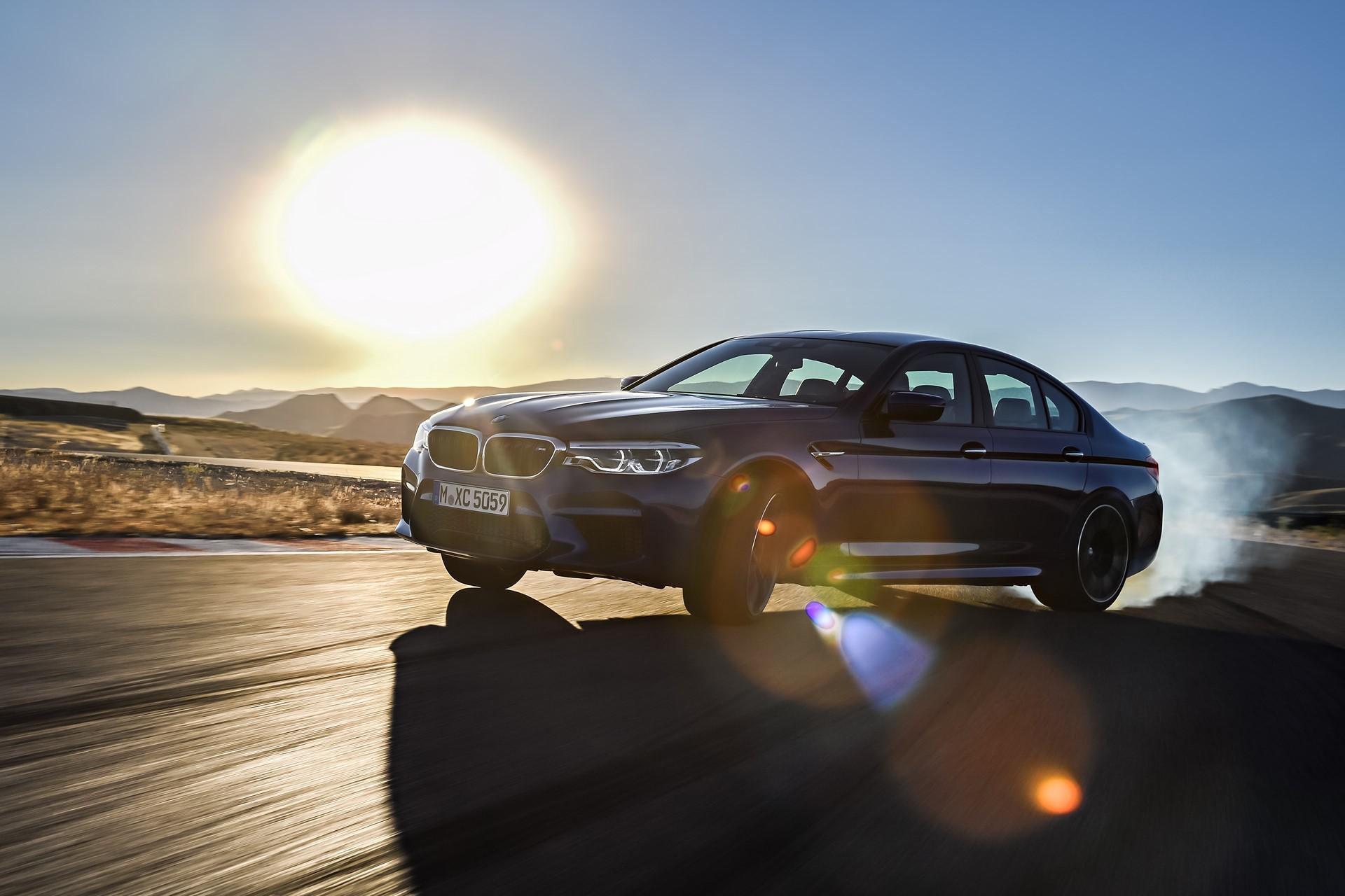 BMW M5 2018 (10)