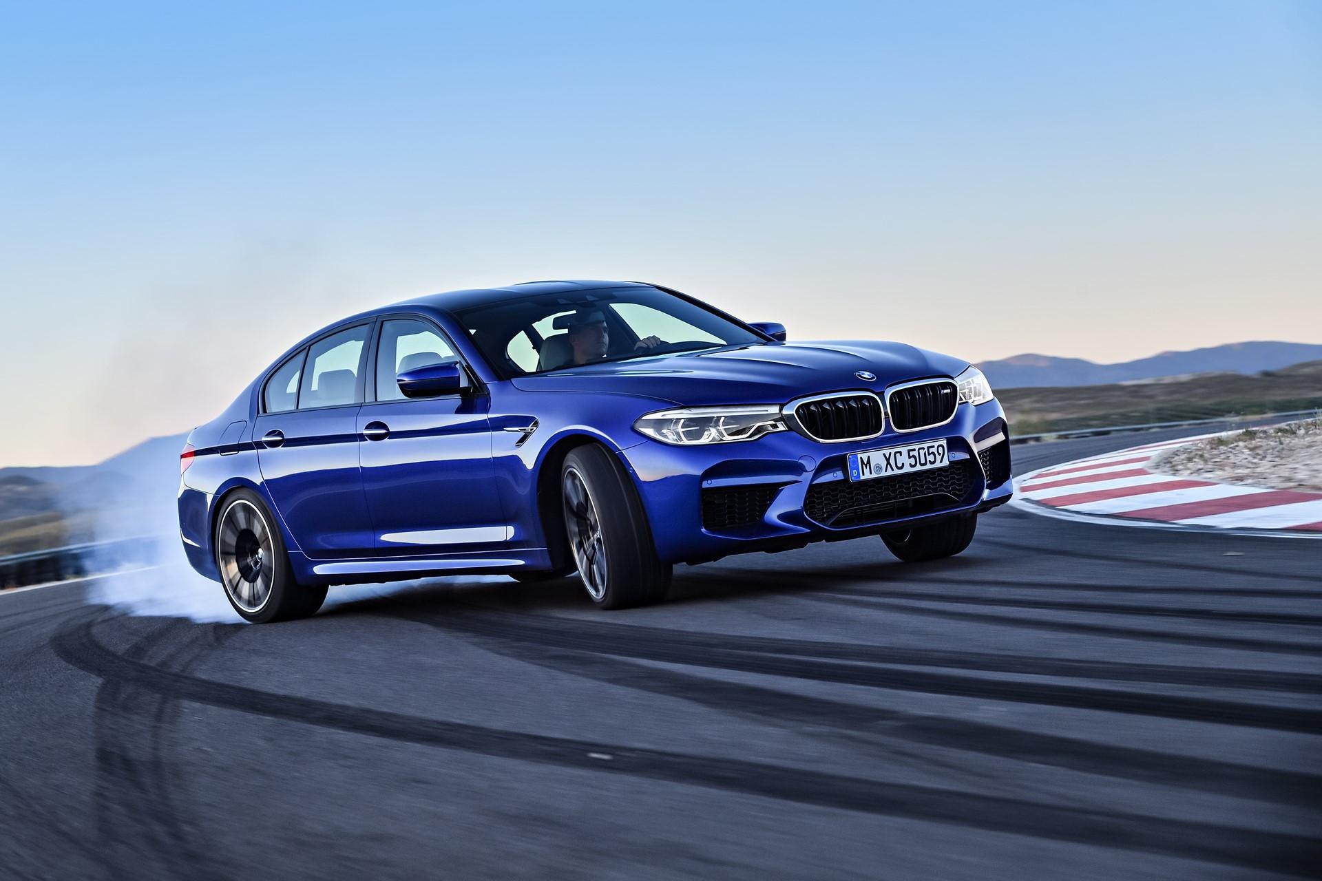 BMW M5 2018 (11)