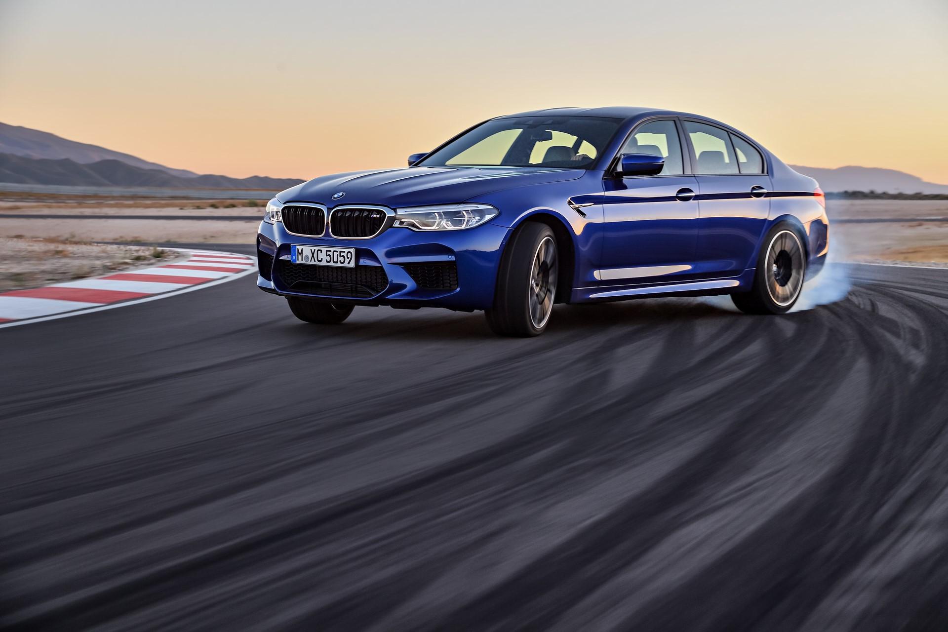BMW M5 2018 (12)