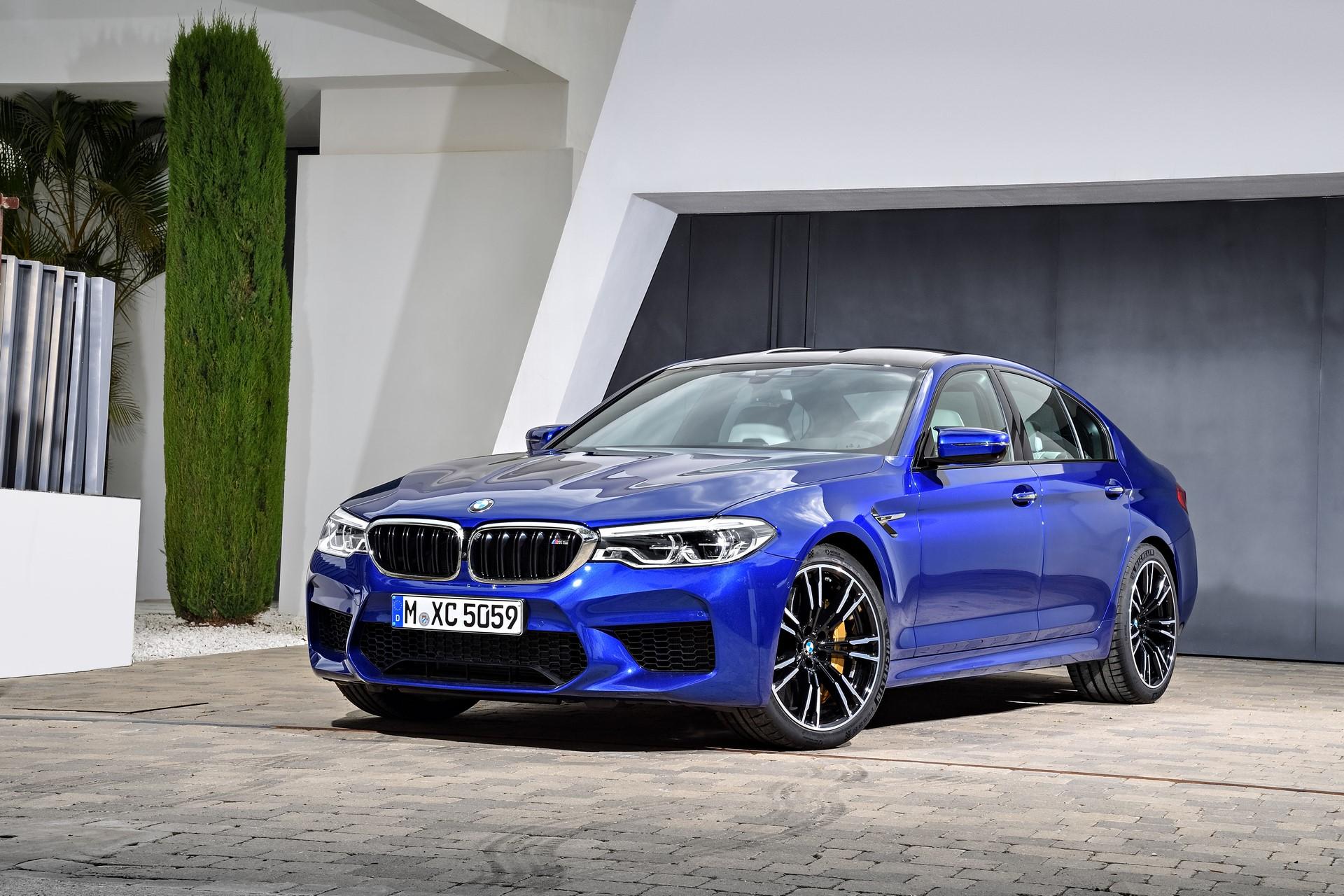 BMW M5 2018 (13)